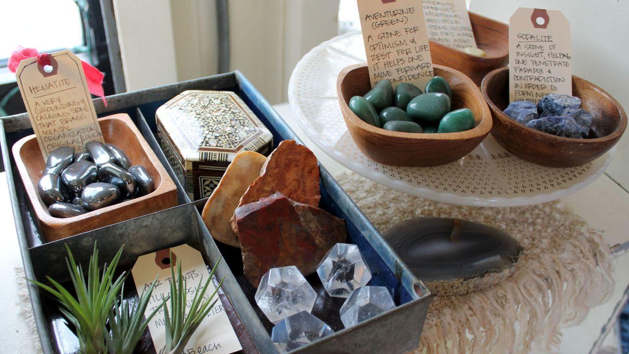 Eldorado General Store Crystals