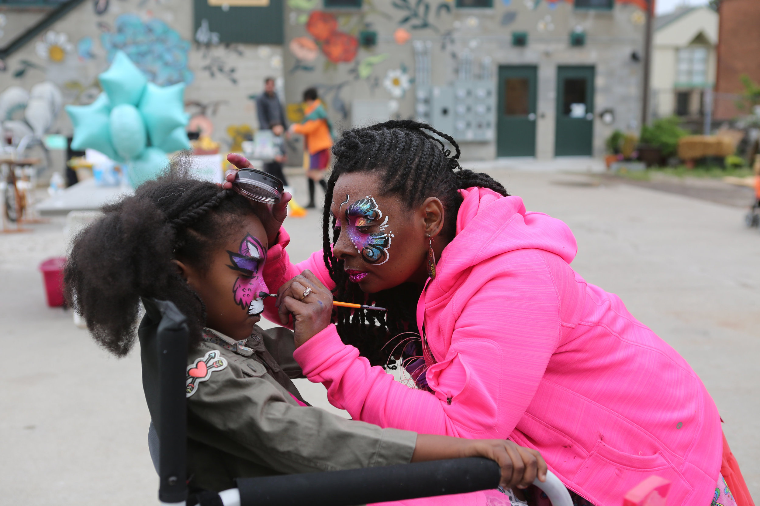 1st Annual Spring Into Corktown fun / Photo by  Sarah Barthlow