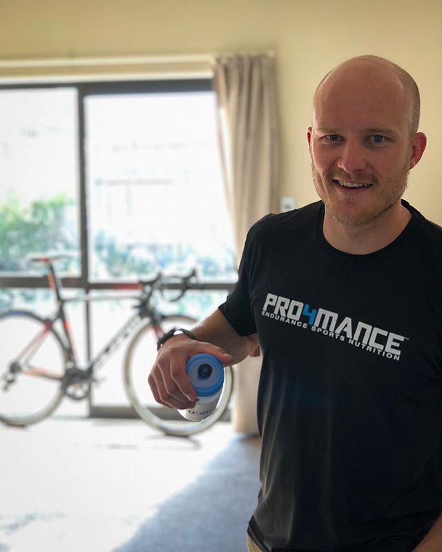 A long time ago I stole some @pro4mance.au gels off another elite rower. 3 years ago today, I used so much of it I earned (self appointed) the title of Prolete. It's what keeps this machine fuelled. Cheers Pro4mance. #AthleteNutrition #SportFood #Supplements