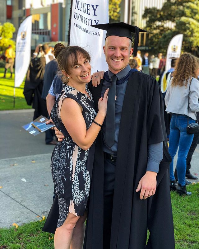 Master of Sport Management, with distinction. What a journey. I am sincerely grateful to @hpsportnz and the Prime Minister's Scholarship for the resource and support that made this possible while also being a full-time athlete. To @steph_upton and my family and friends who understood when I passed up on events to study, often to times when the sun was closer to rising then setting, party at our place?.... lastly, thank you @masseyuni for proving me with a world class education, and in a way that supported me pursuing the other passions of my life. @masseyuni and @nzstuff have humbled me by profiling my journey: https://bit.ly/2E8x4AL https://bit.ly/2WH95A1 #University #Masters #Graduate #StudentAthlete #Proud #Humbled #Grateful