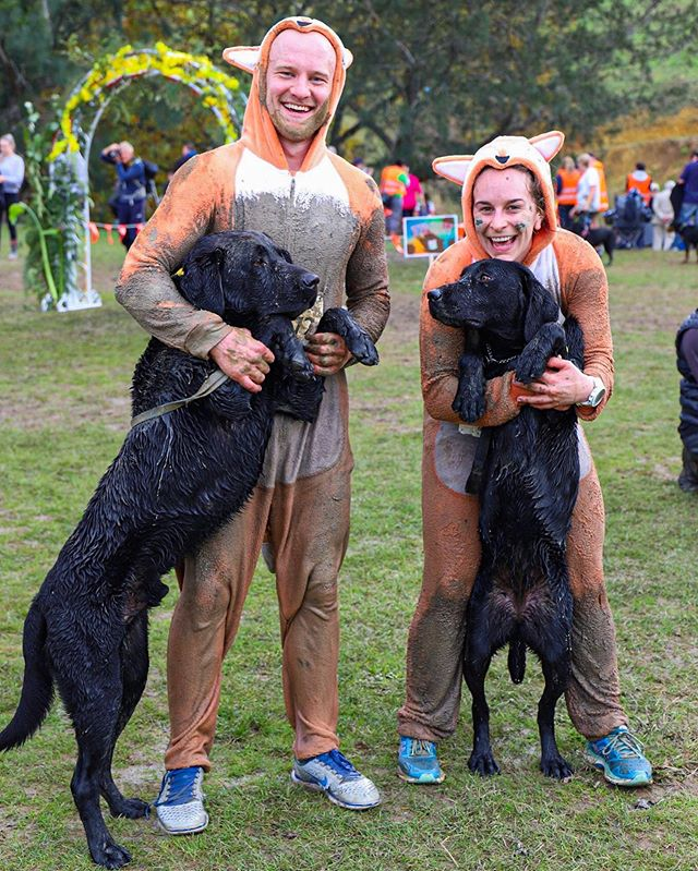 A 6km mud laden obstacle course for canine and owner. For the second year, @hamiltoncitycouncil and @waikatodistrictcouncil hosted The Dirty Dog Challenge. All profits are to go to helping the animals of the community. Bloody good cause and bloody good fun! Event sponsored by none other than @playcreativenz! #ObstacleCourse #Mud #Dirt #Bush #Pooches #Doggos #Canine #Everywhere #Messy #Labrador #Fun