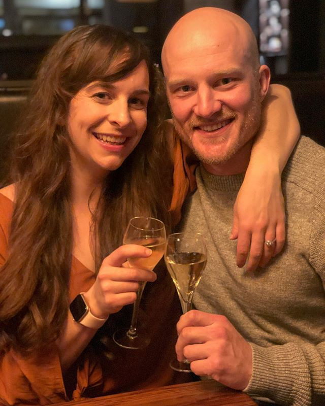 I nervously practiced a long and heartfelt speech for months. Naturally, the part she remembers most was me calling her a firecracker... My forever valentine.  #SheSaidYes #Engaged #TimeToPlanAParty #TakingApplicationsForGroomsmanNow