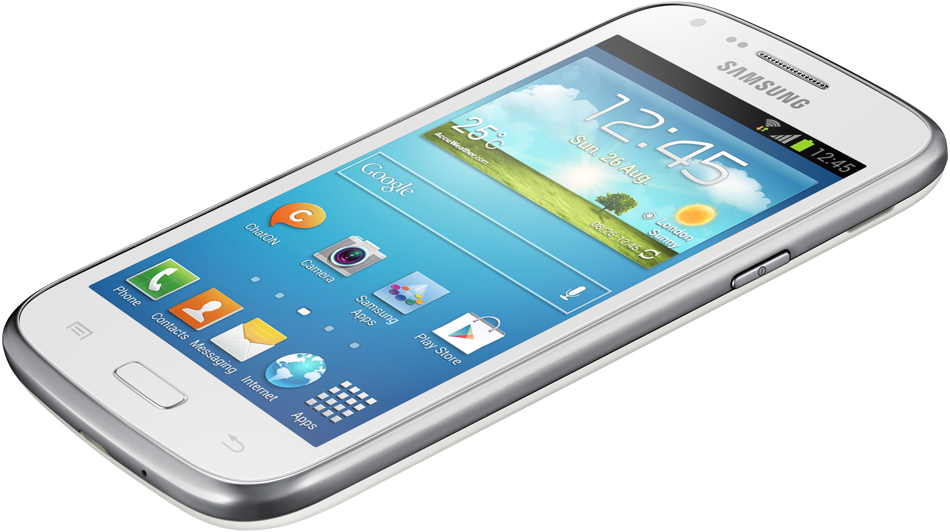 Samsung Galaxy - despite selling loads, they're not really all that great.