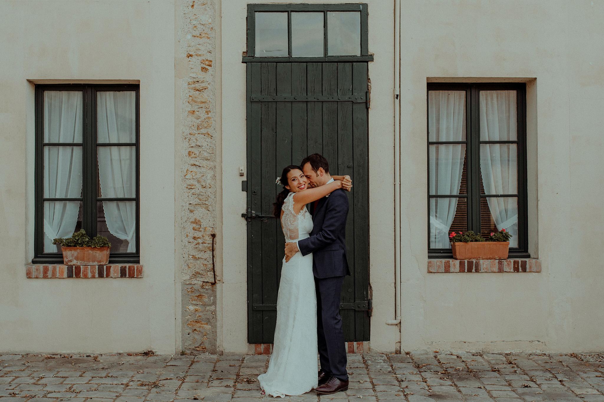 French Destination La Cheraille Wedding Photography