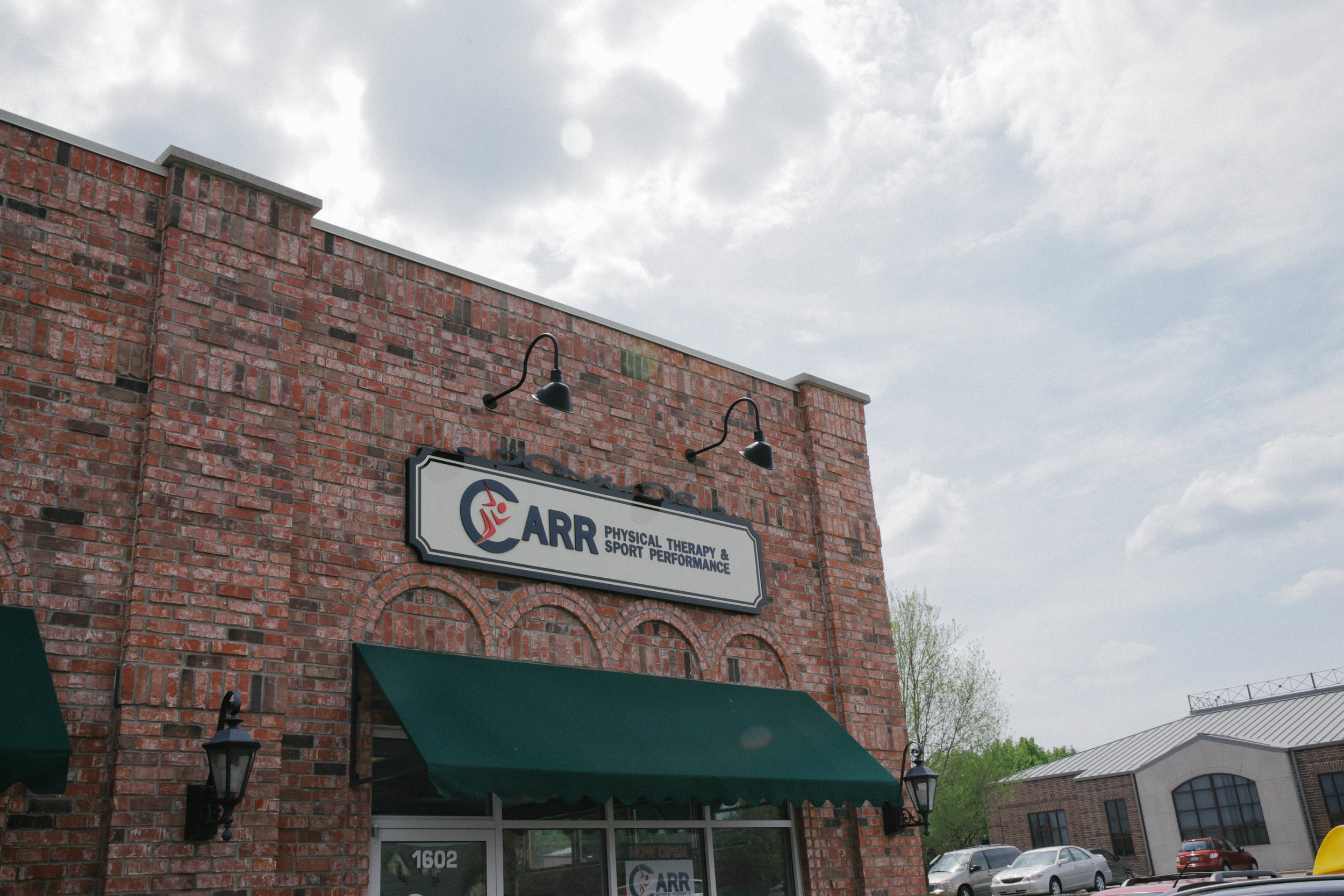 Carr Physical Therapy Exterior