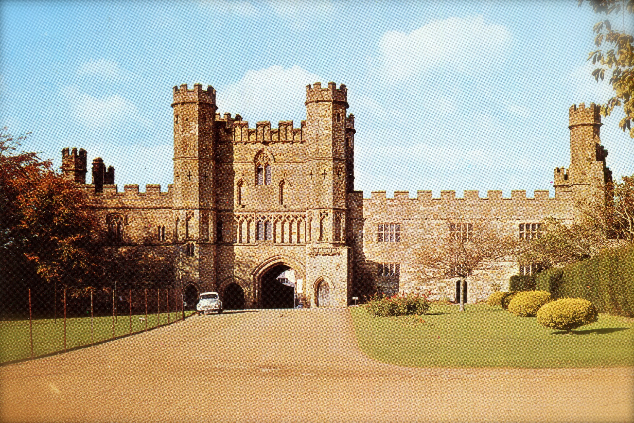 Battle Abbey (Hastings) England