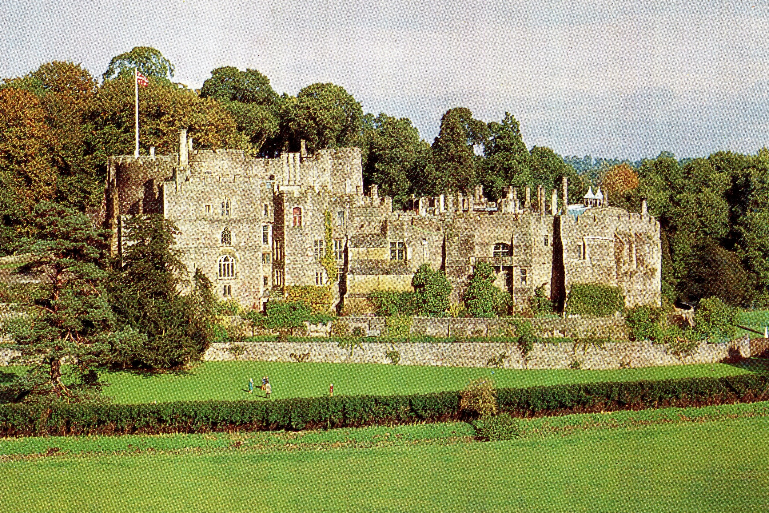 Berkeley Castle, England