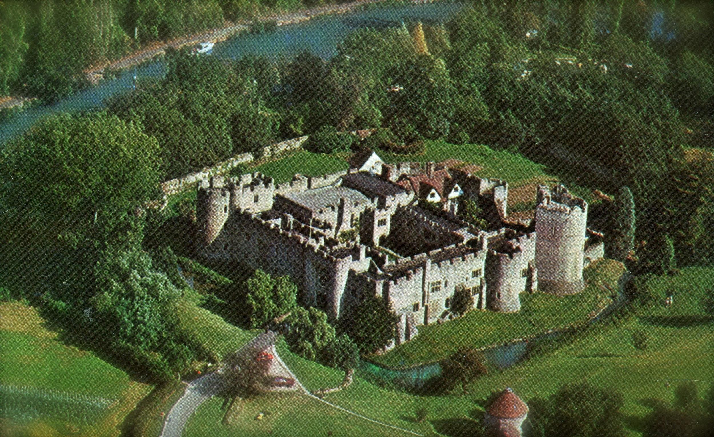 Allington Castle, England