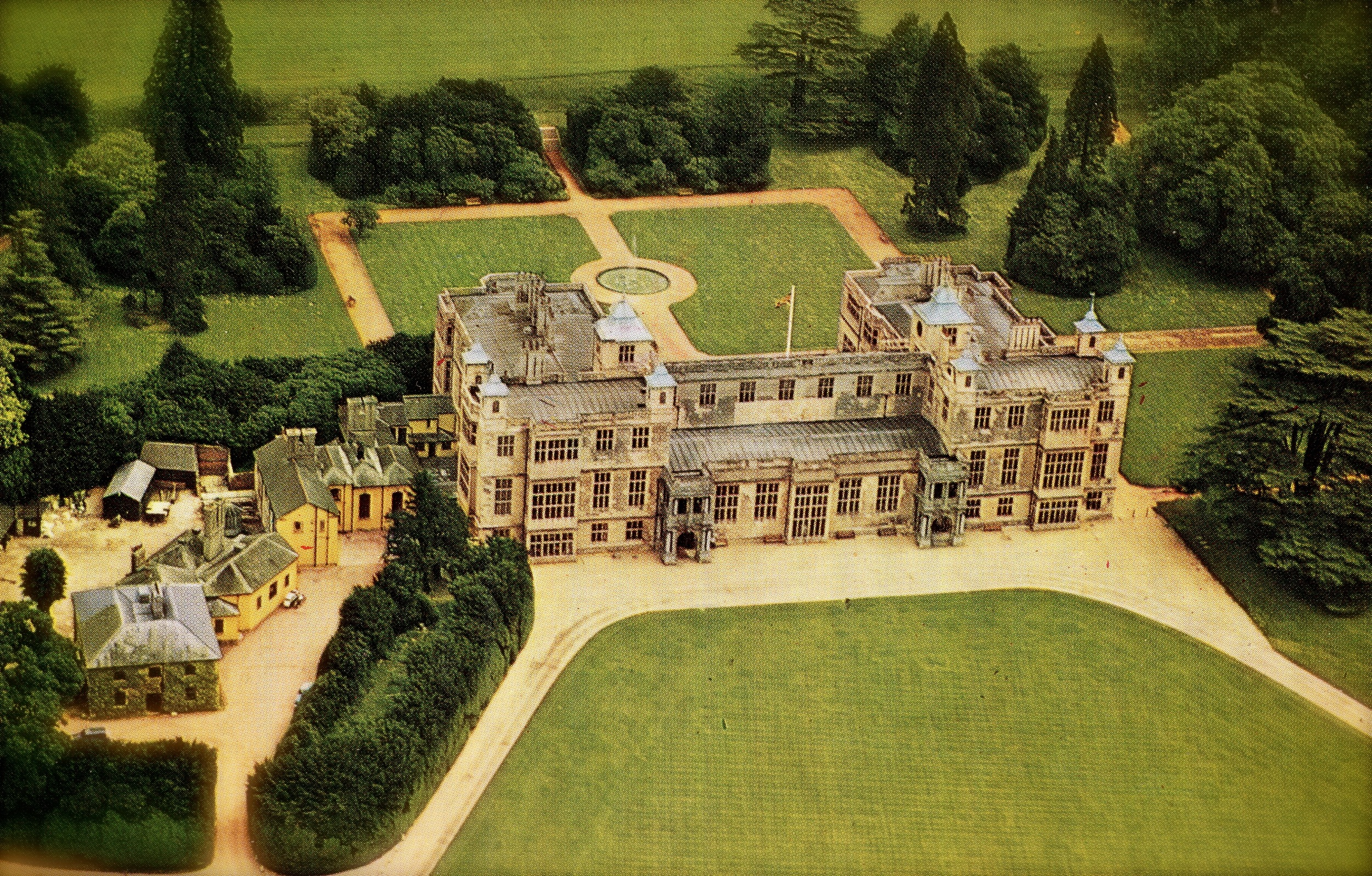 Audley End House, England