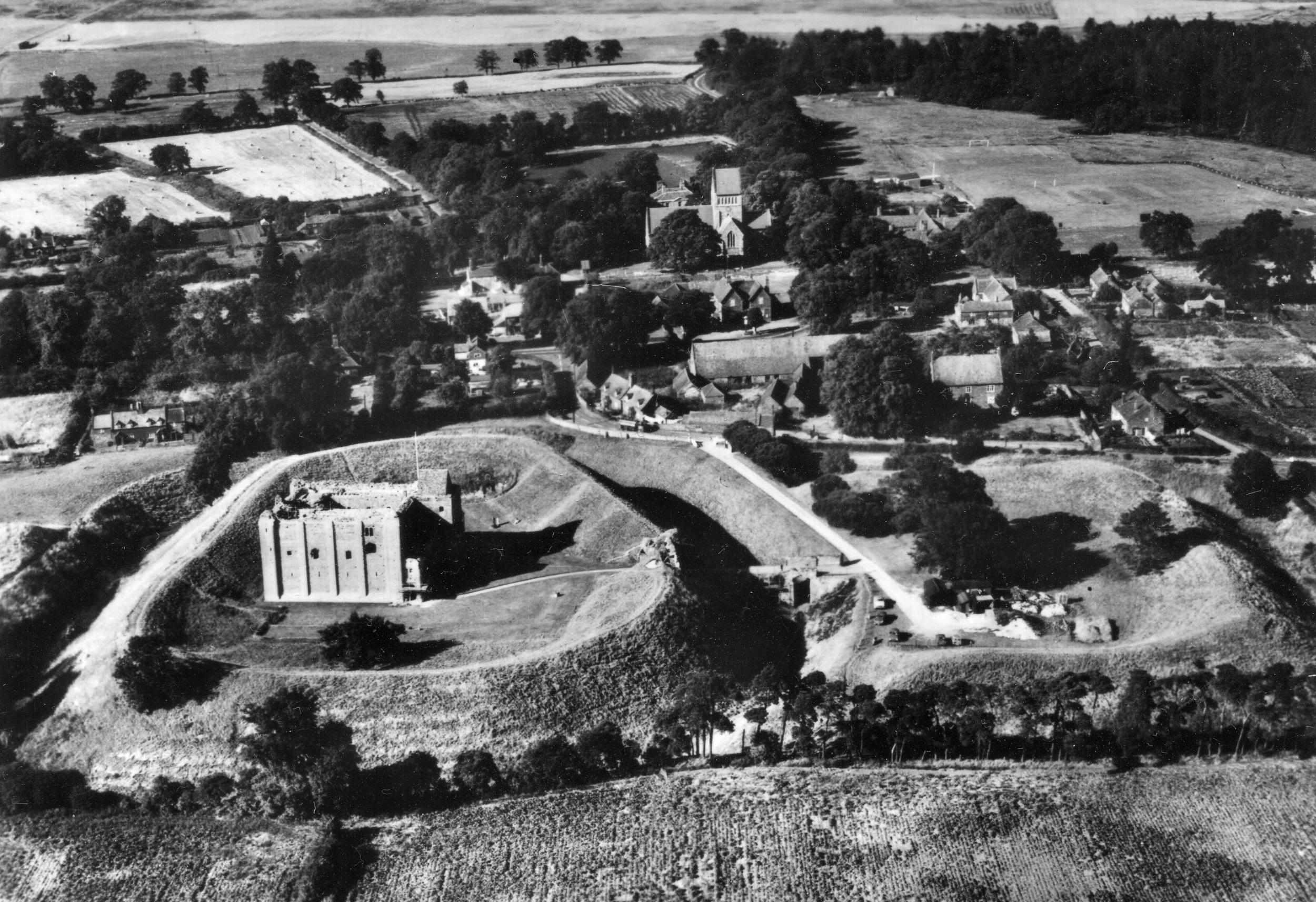Castle Rising, England