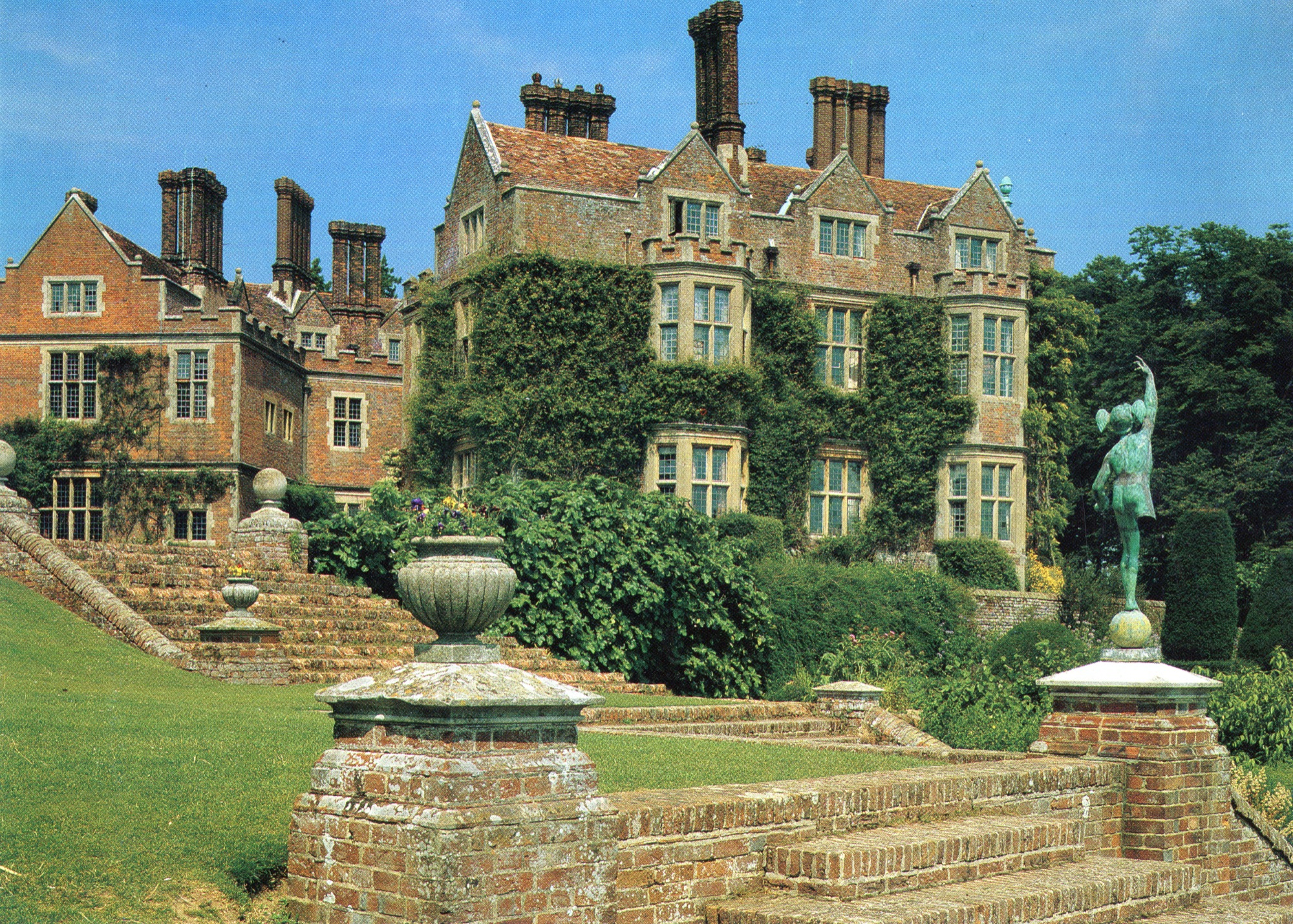 Chilham Castle, England
