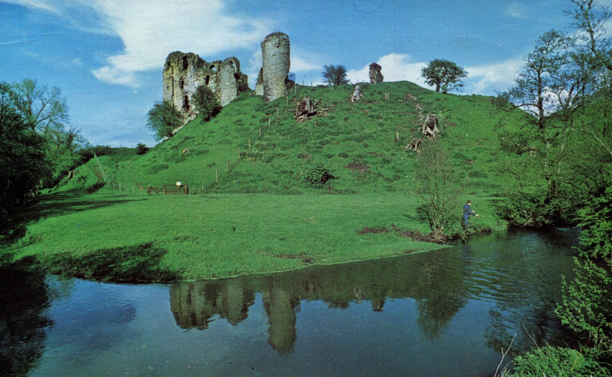 Clun Castle, England