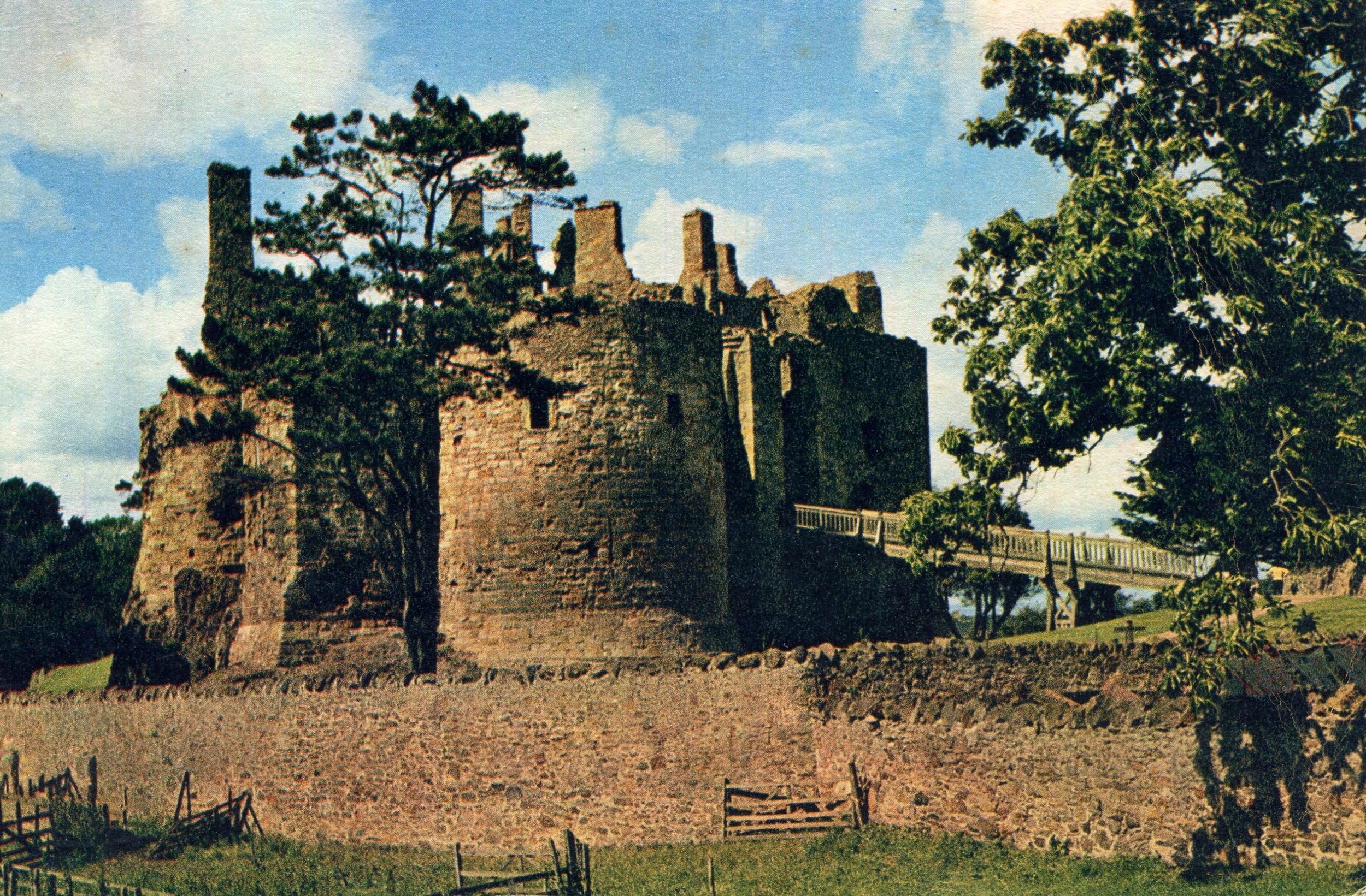 Dirleton Castle, Scotland