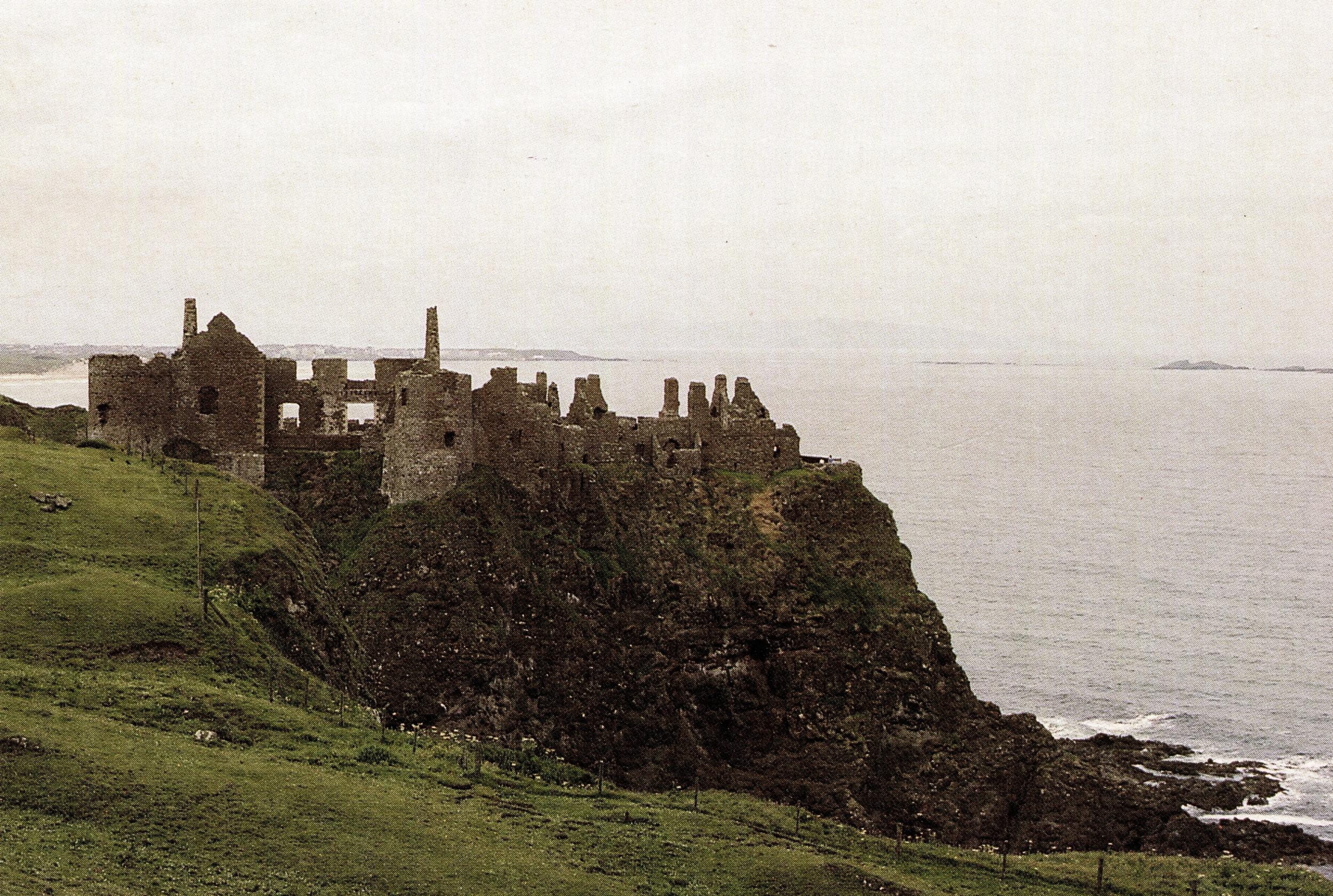 Dunluce Castle, Scotland