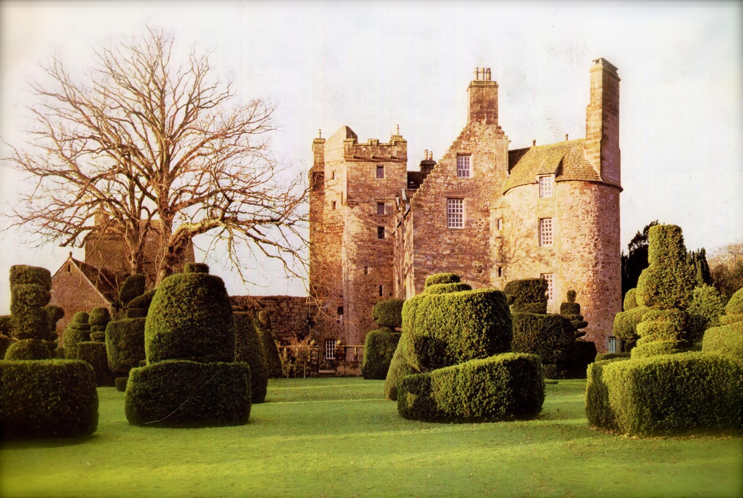 Earlshall Castle, Scotland