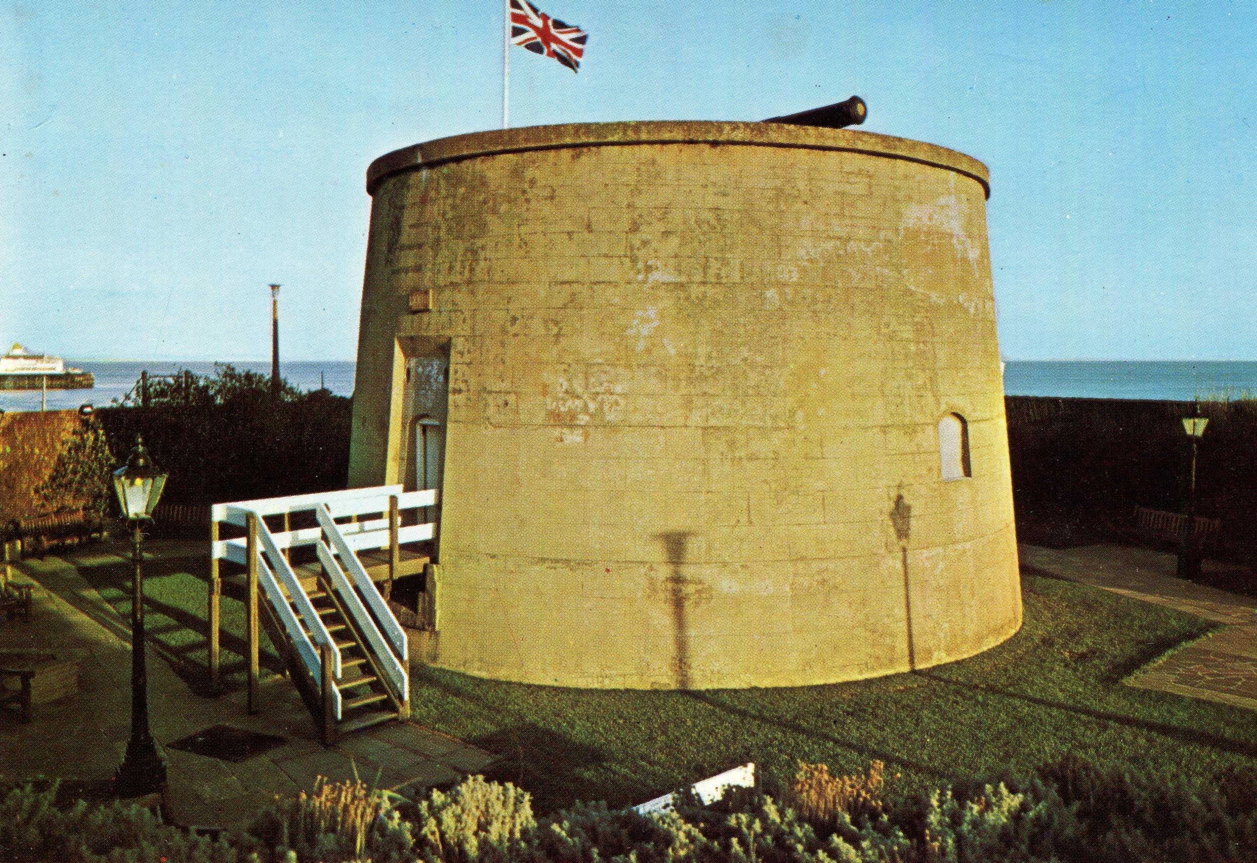 Eastbourne Fort, England