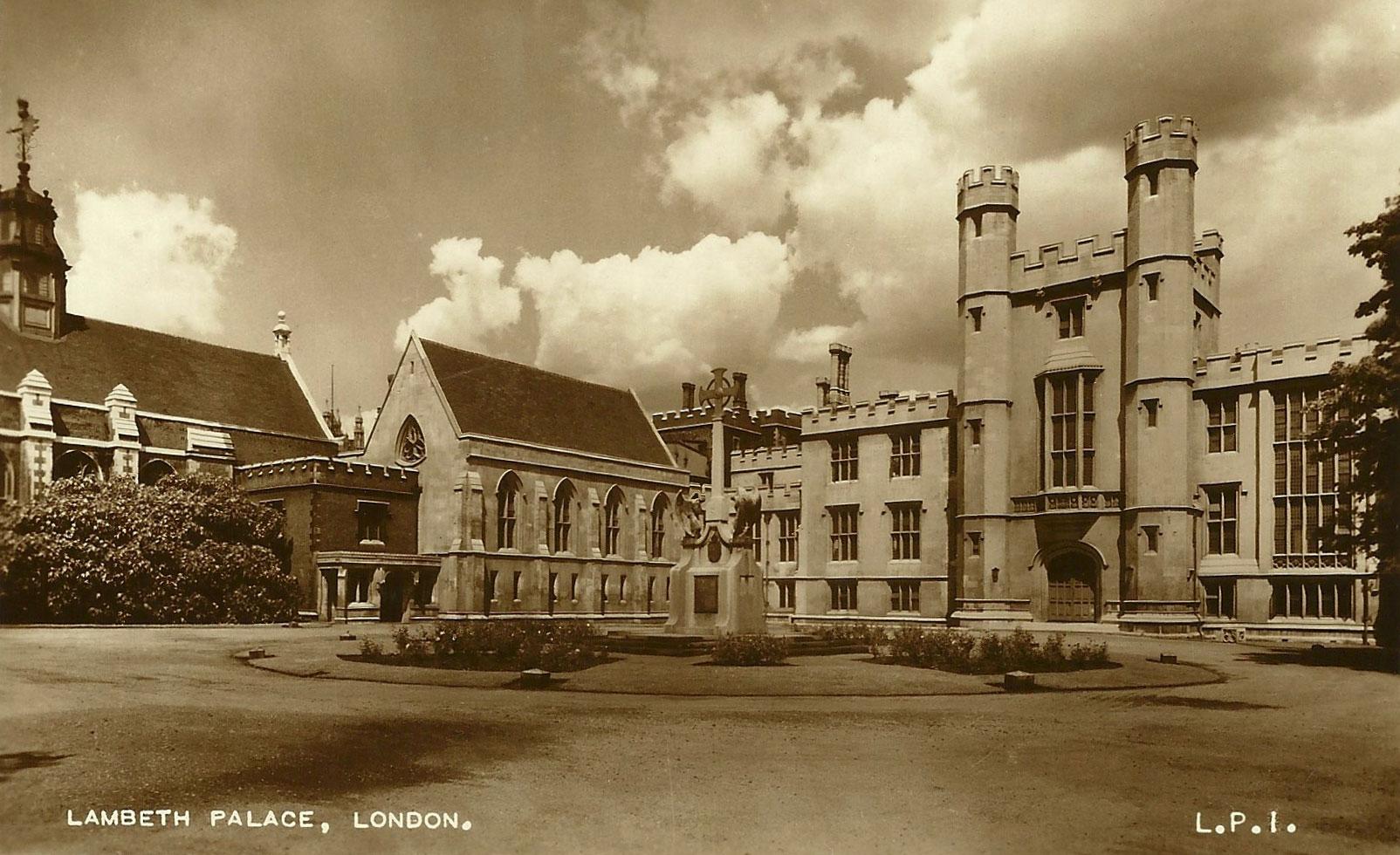 Lambeth Palace, England