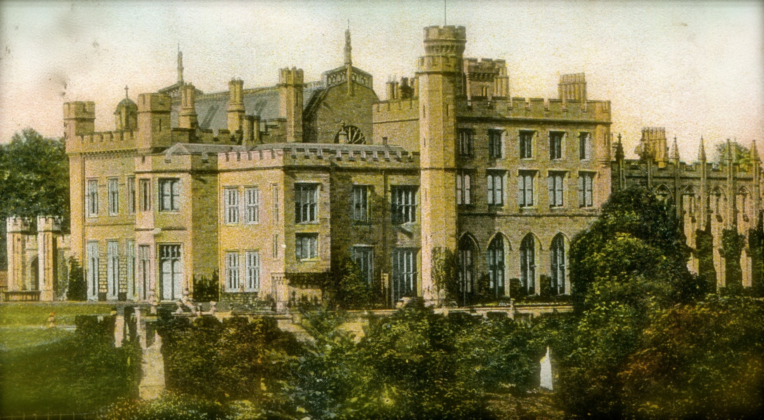 Lambton Castle, England