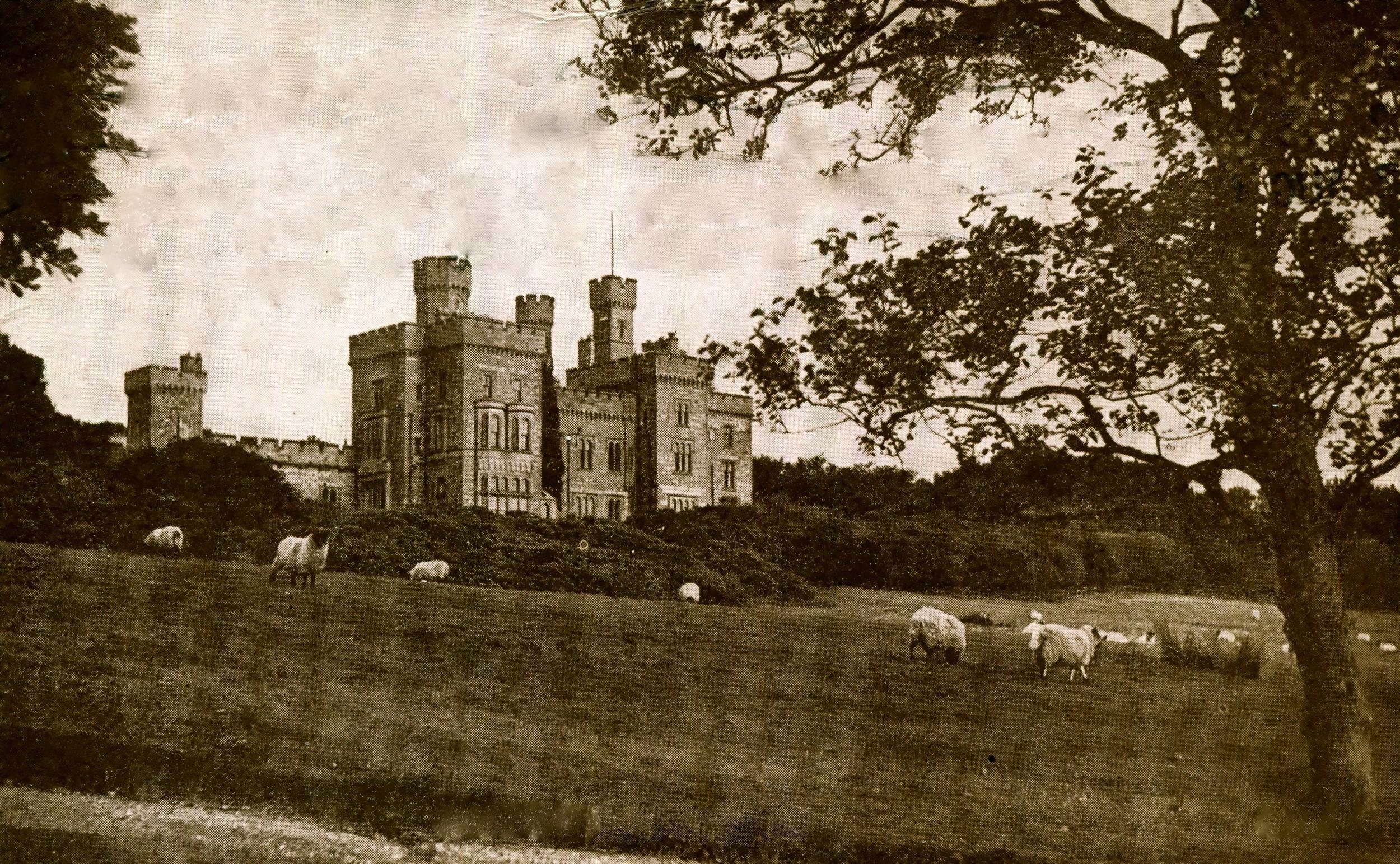 Lewis Castle, Scotland