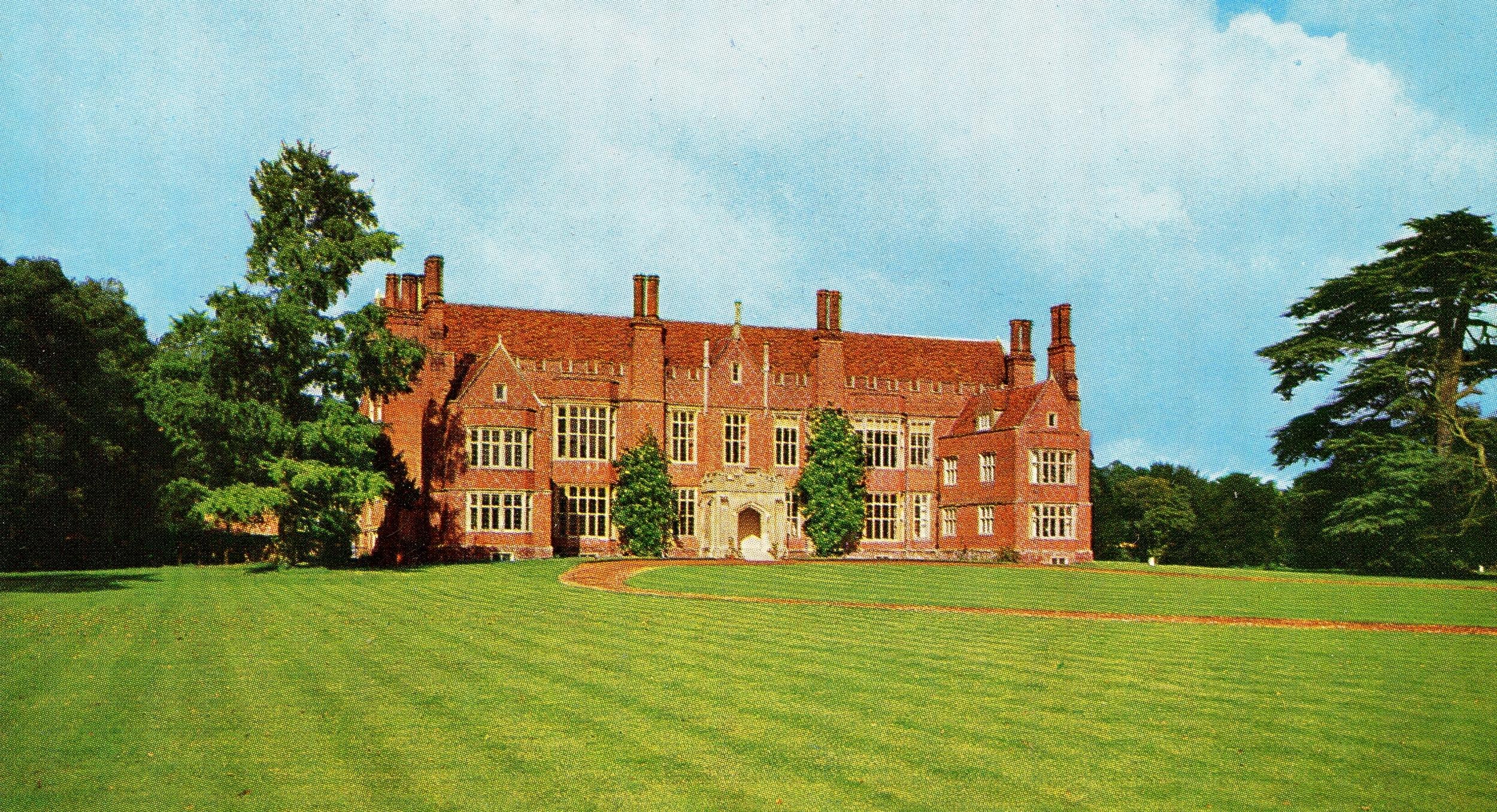 Mapledurham House, England
