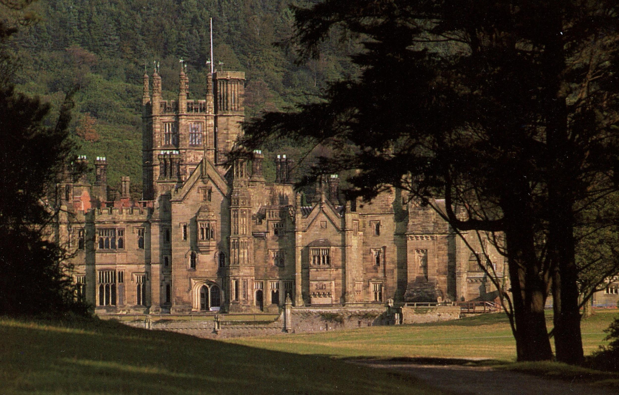 Margam Castle, Scotland