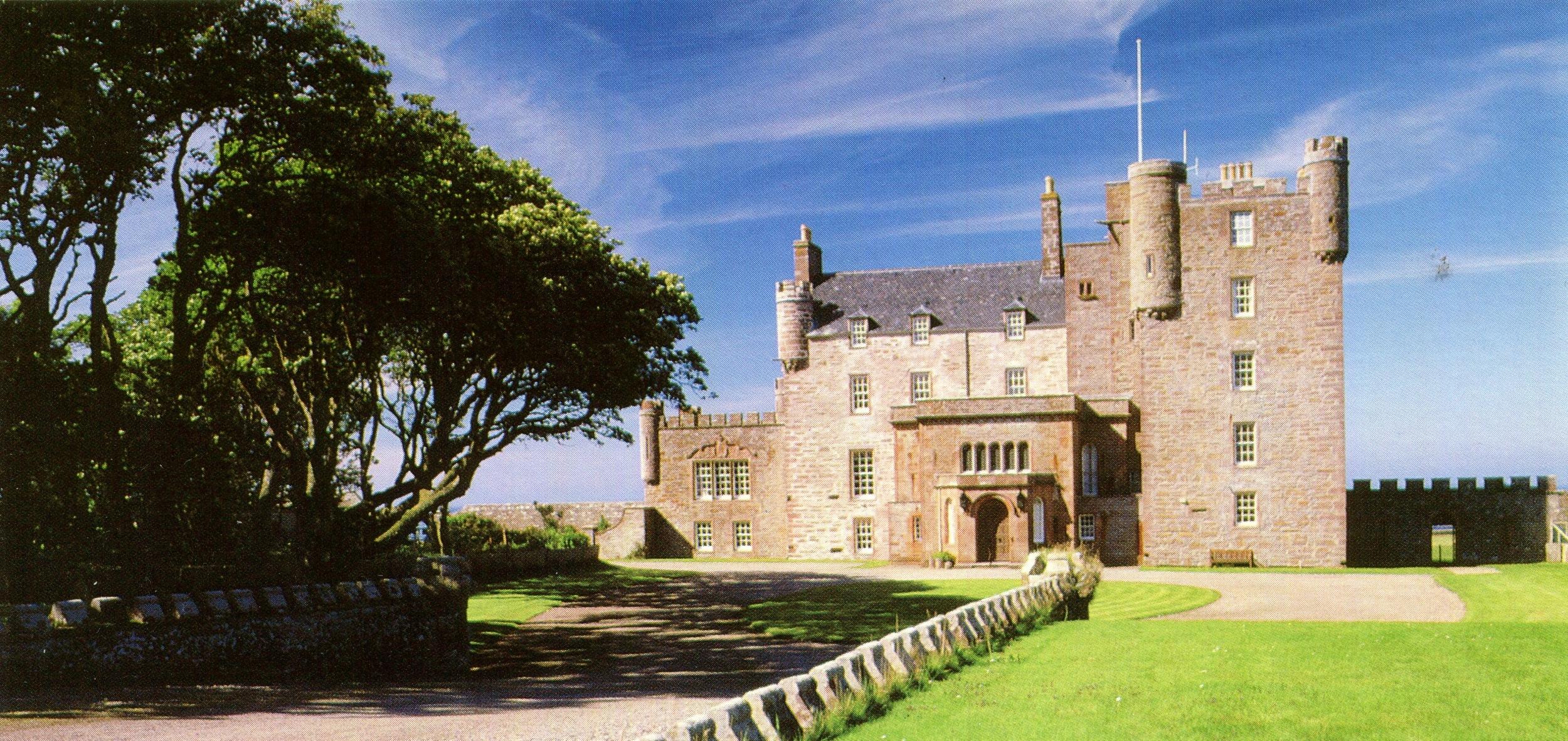Mey Castle, Scotland