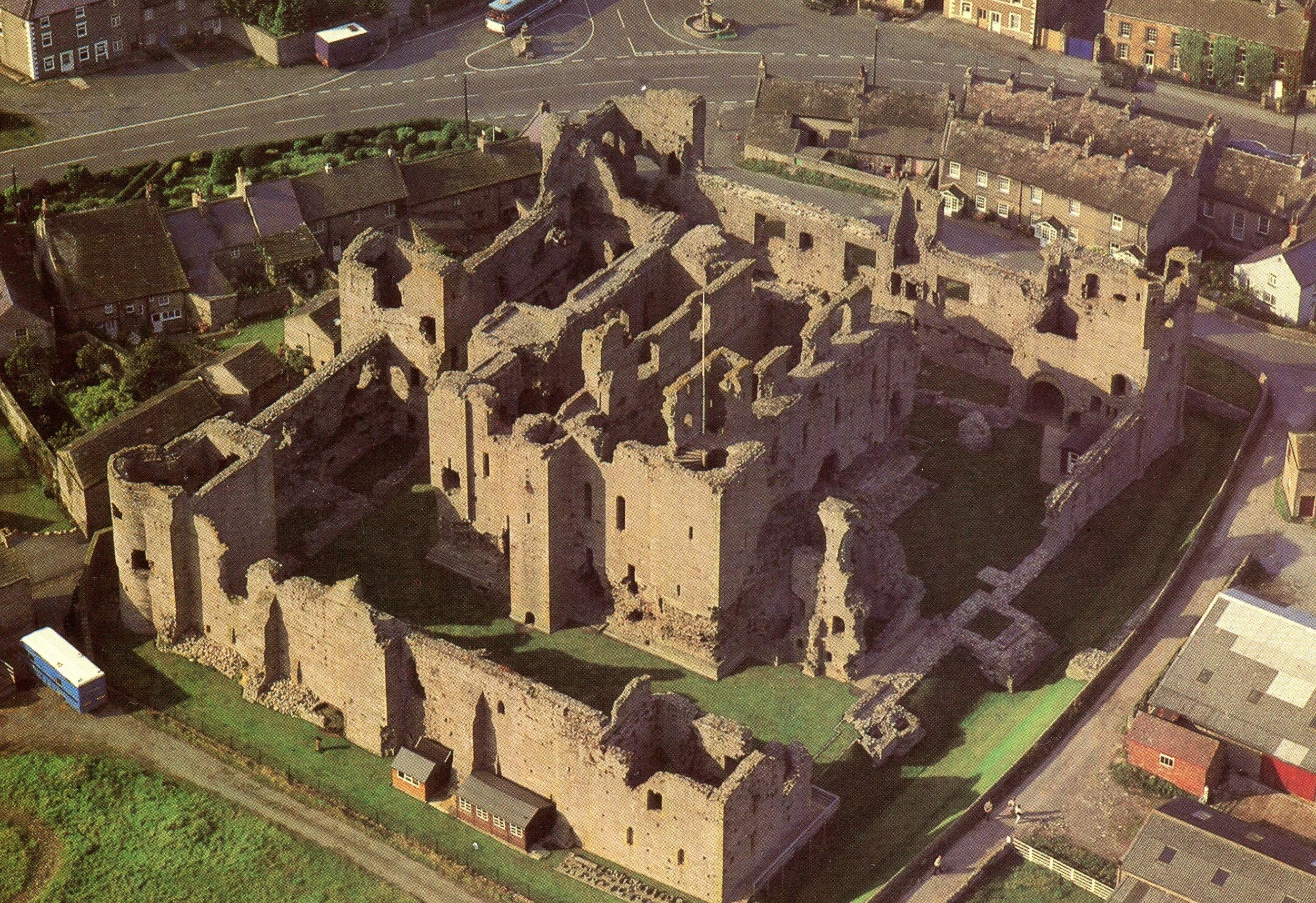 Middleham Castle, England