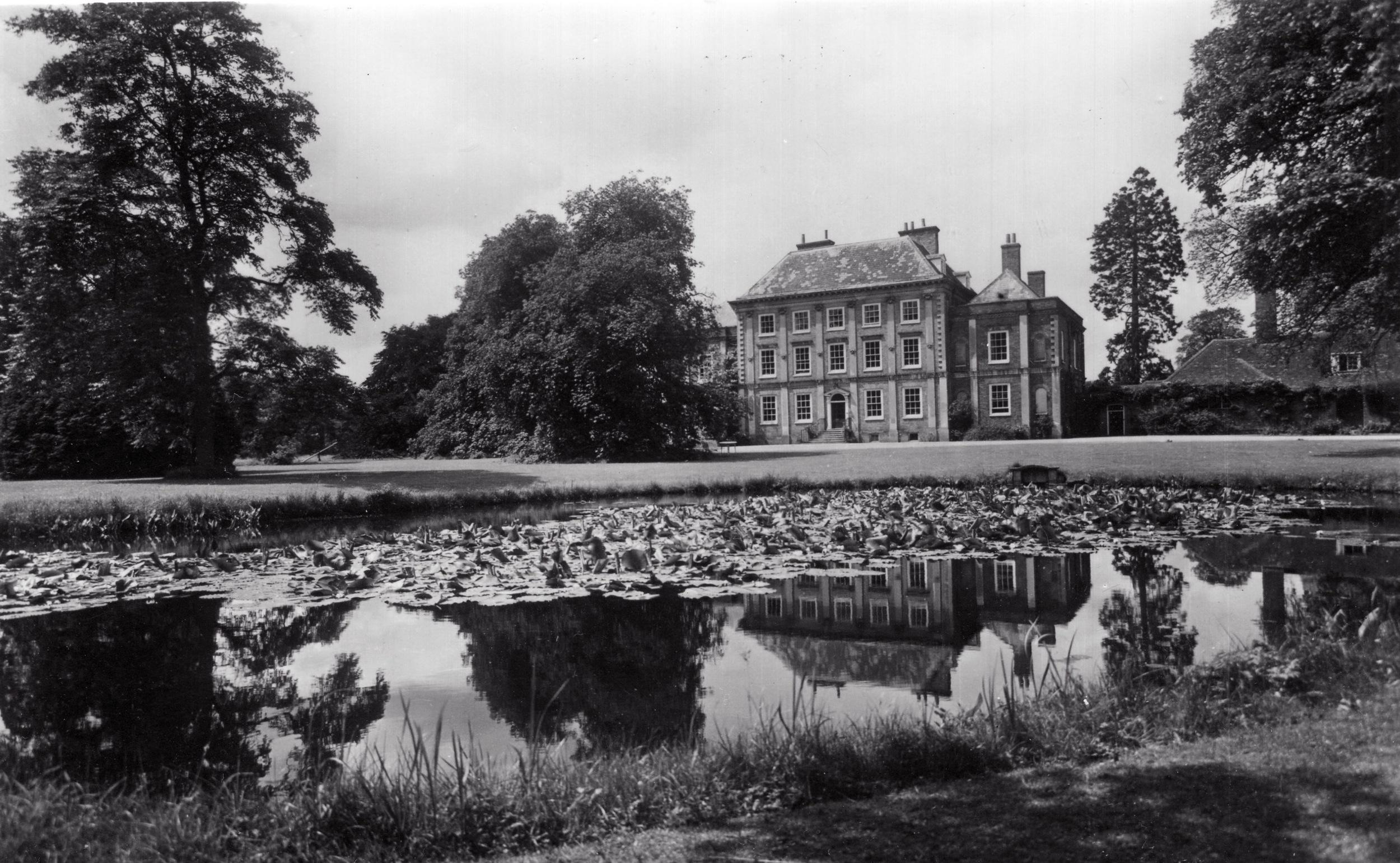 Milton Manor, England