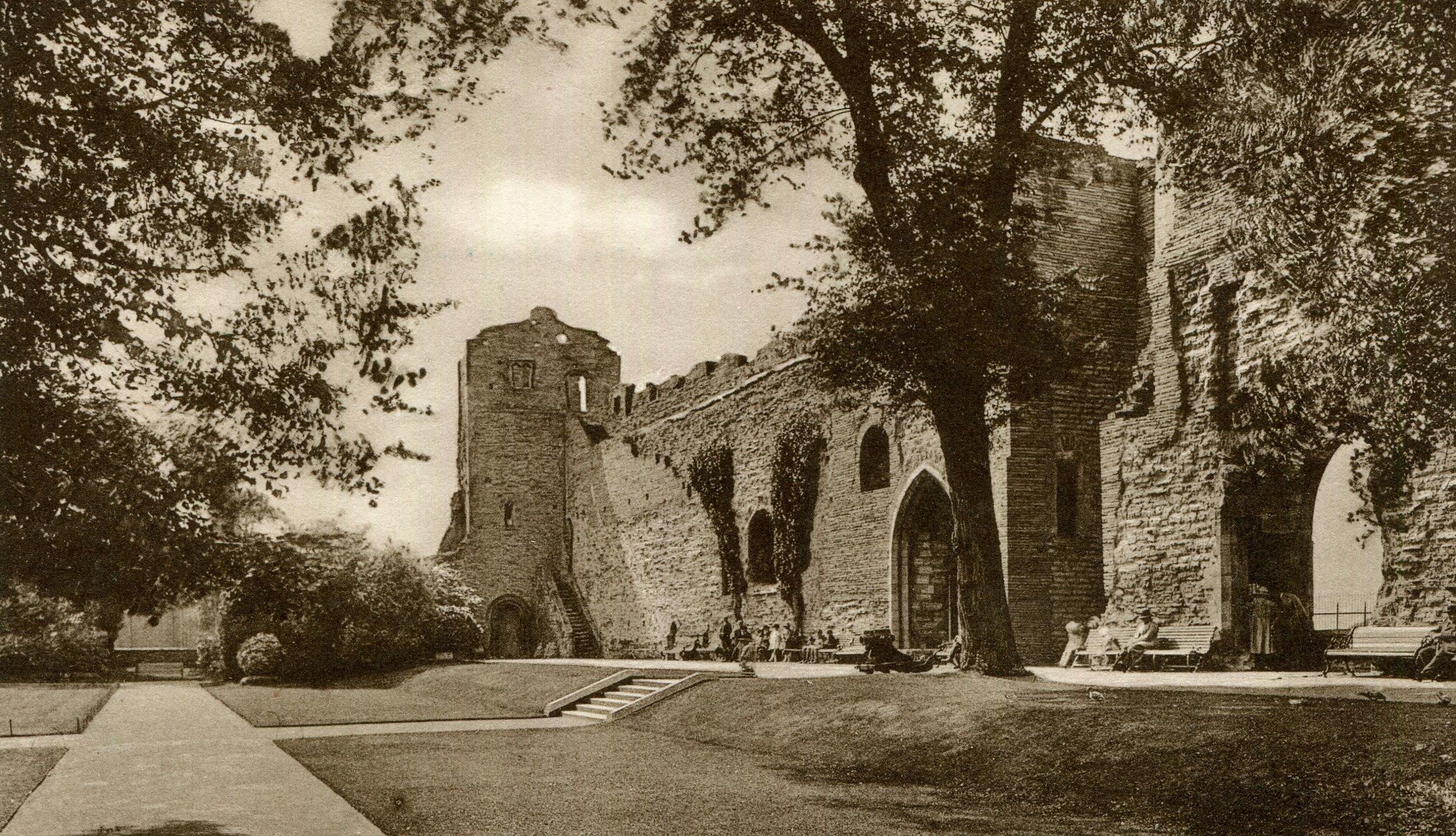 Newark Castle, England