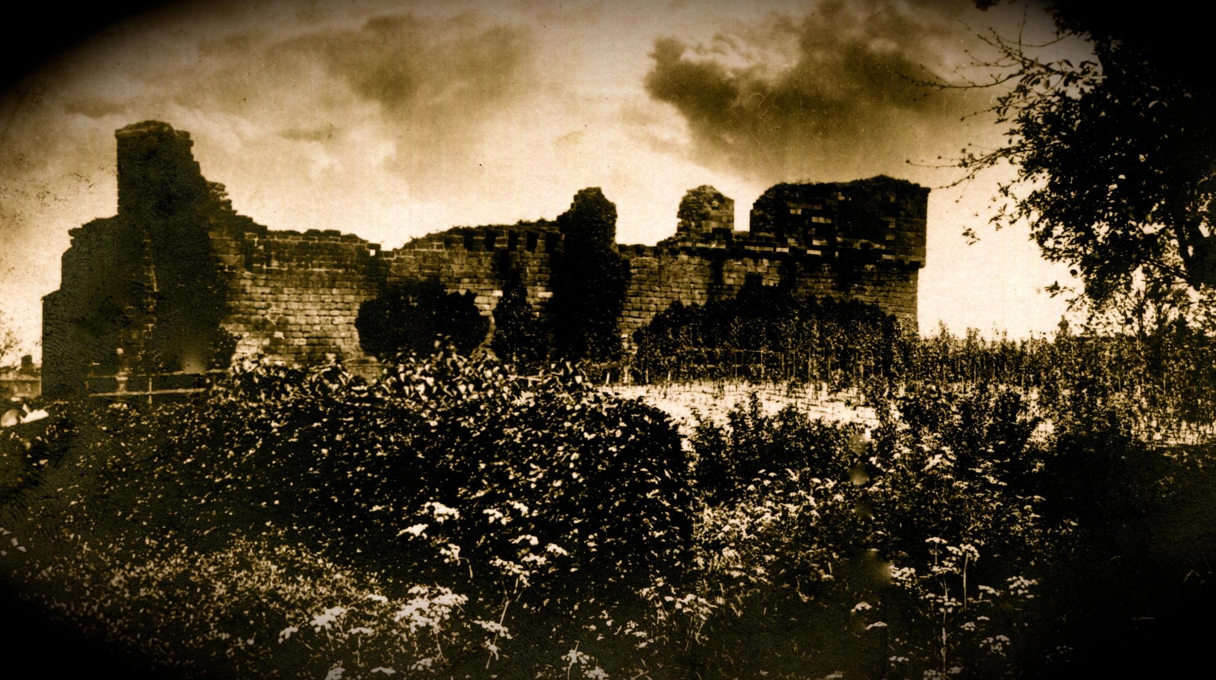 Penrith Castle, England