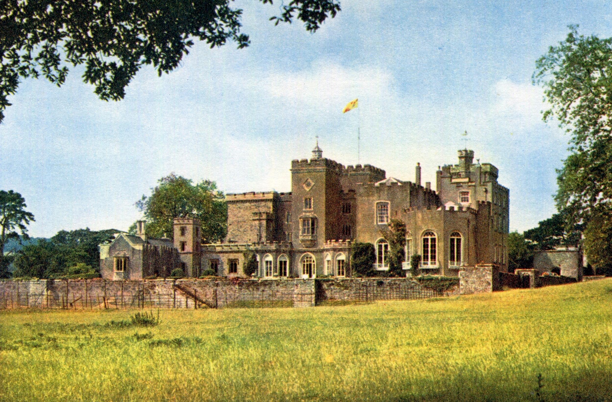 Powderham Castle, England