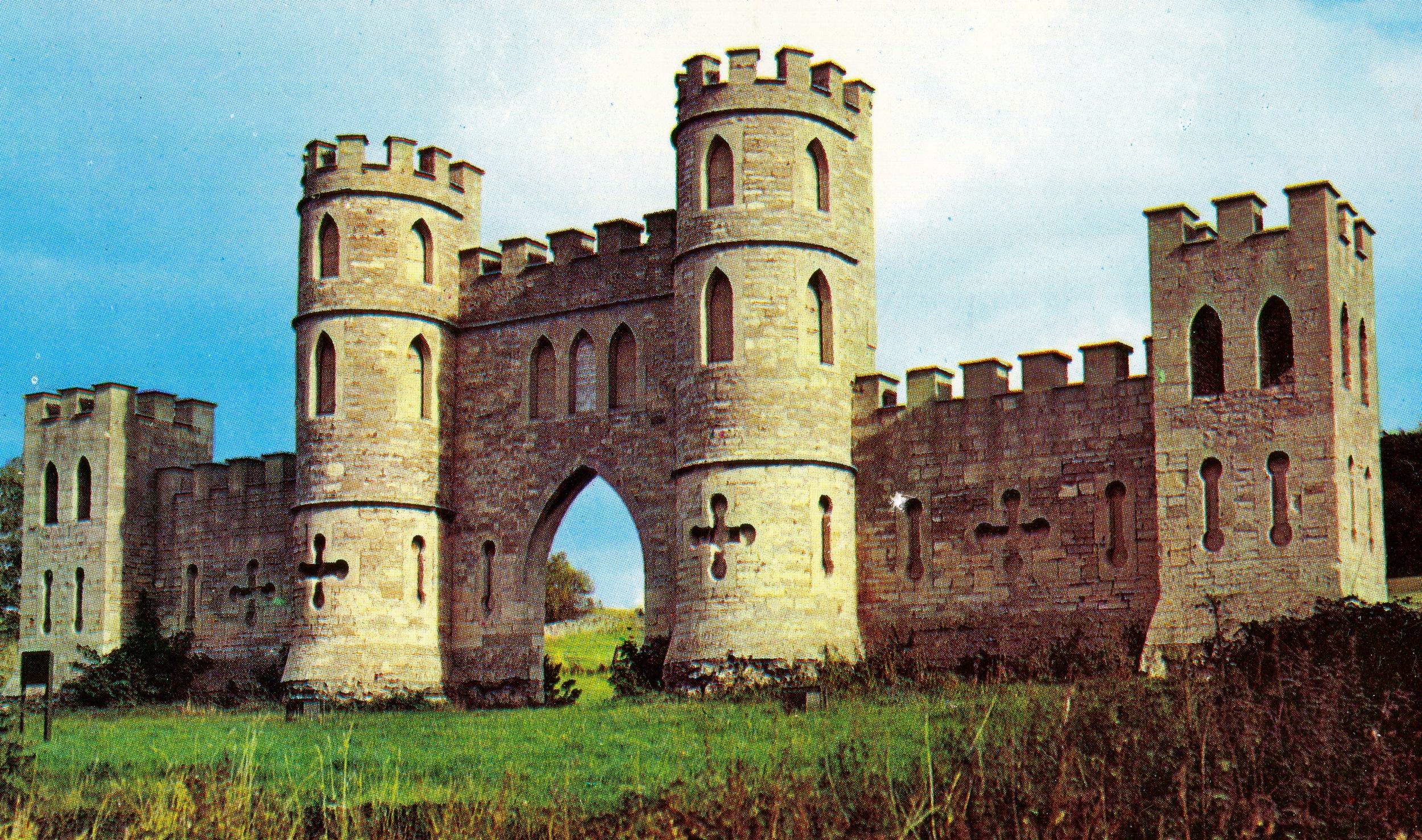 Sham Castle, England