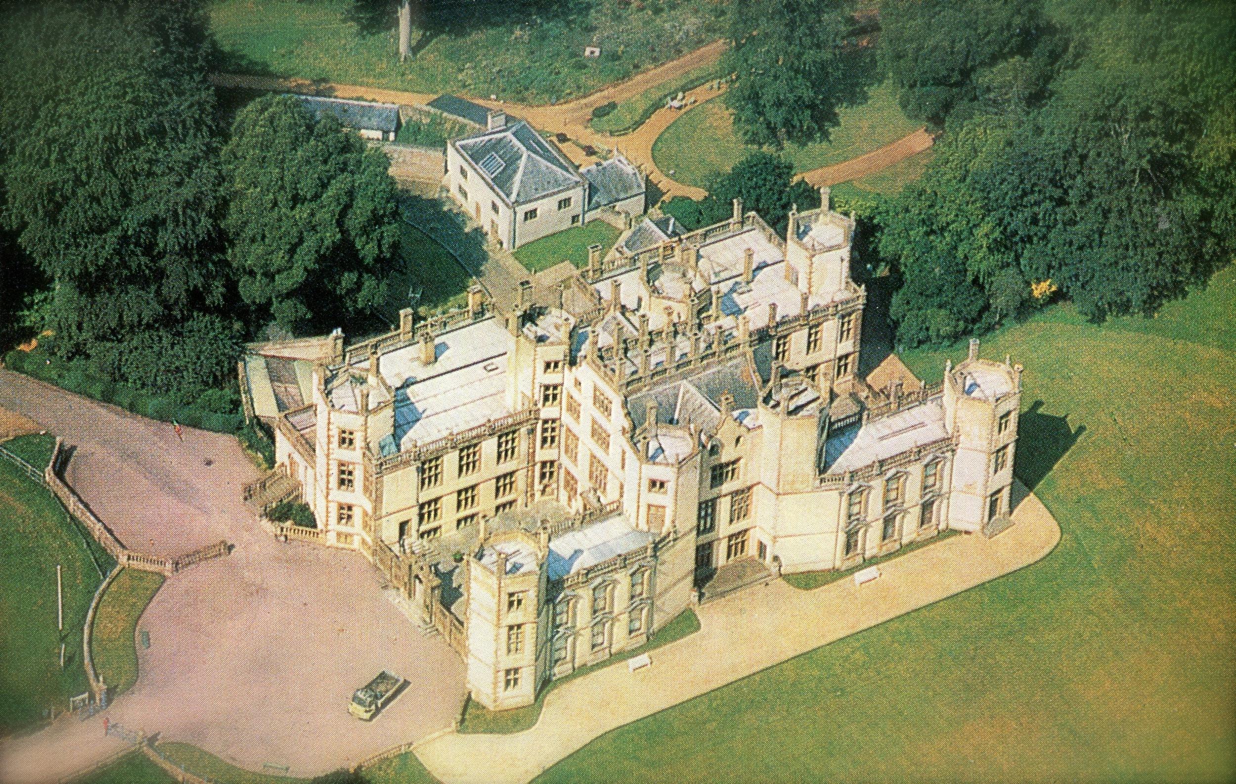 Sherbourne Castle, England