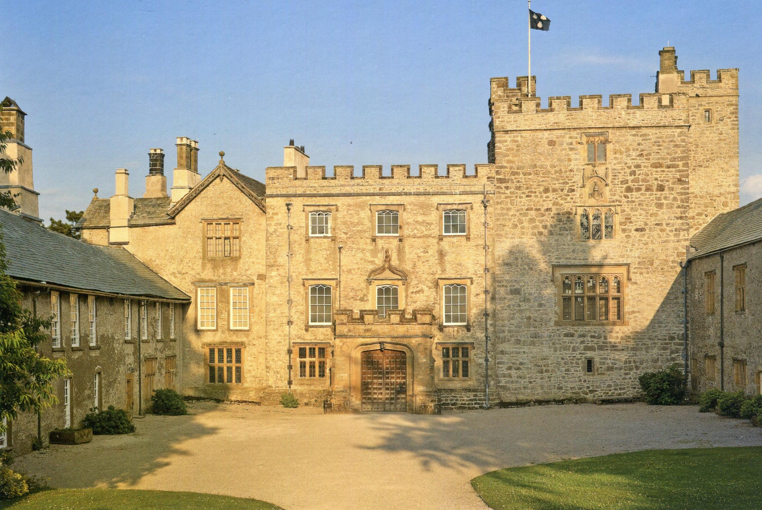 Sizergh Castle, England