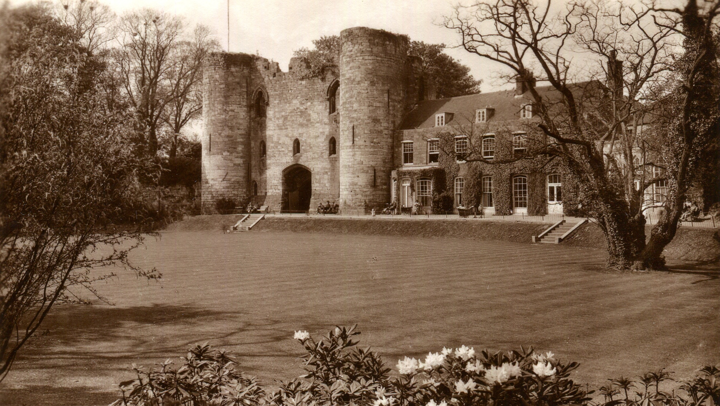 Tonbridge Castle, England