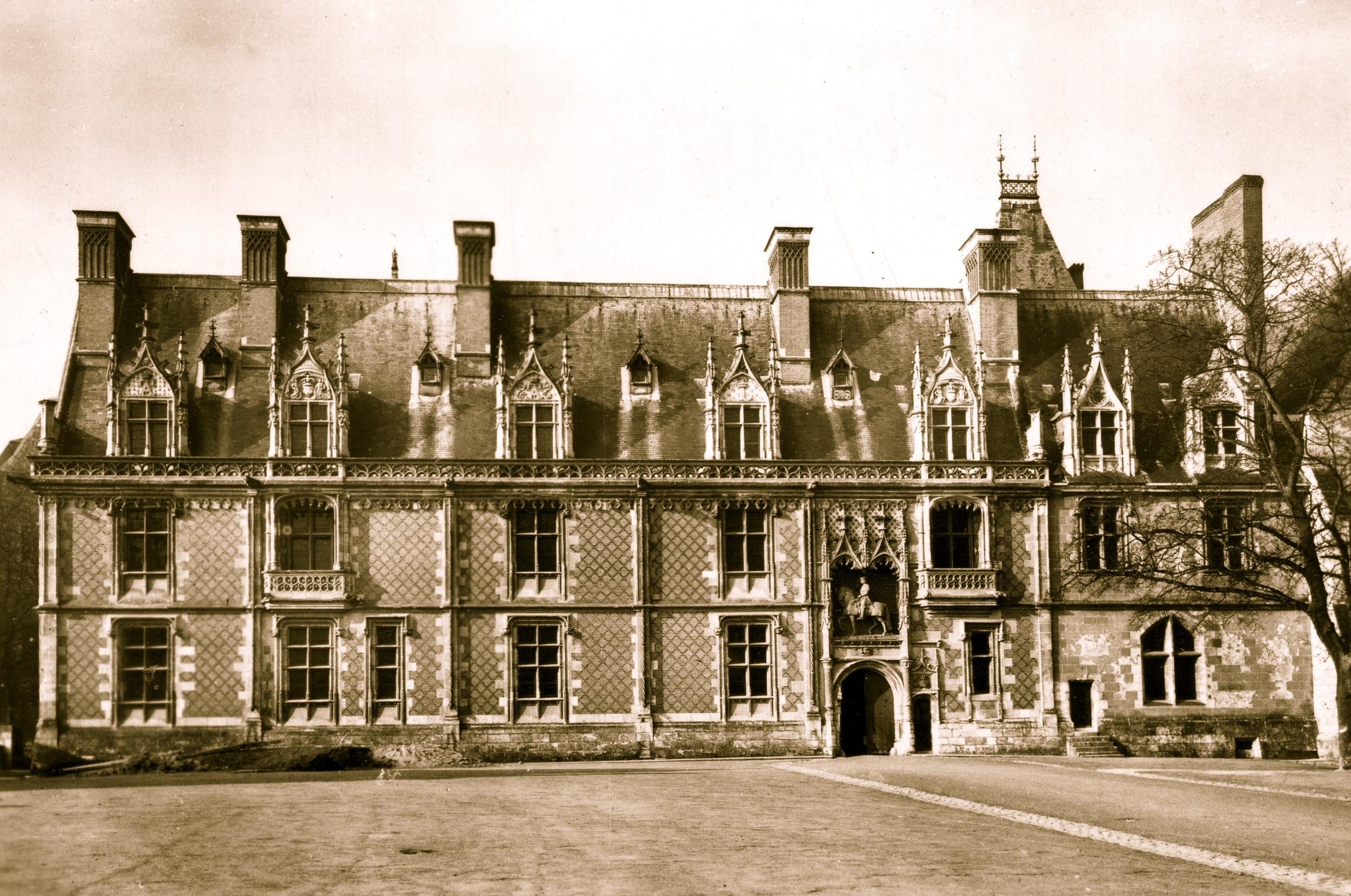 Blois Castle, France