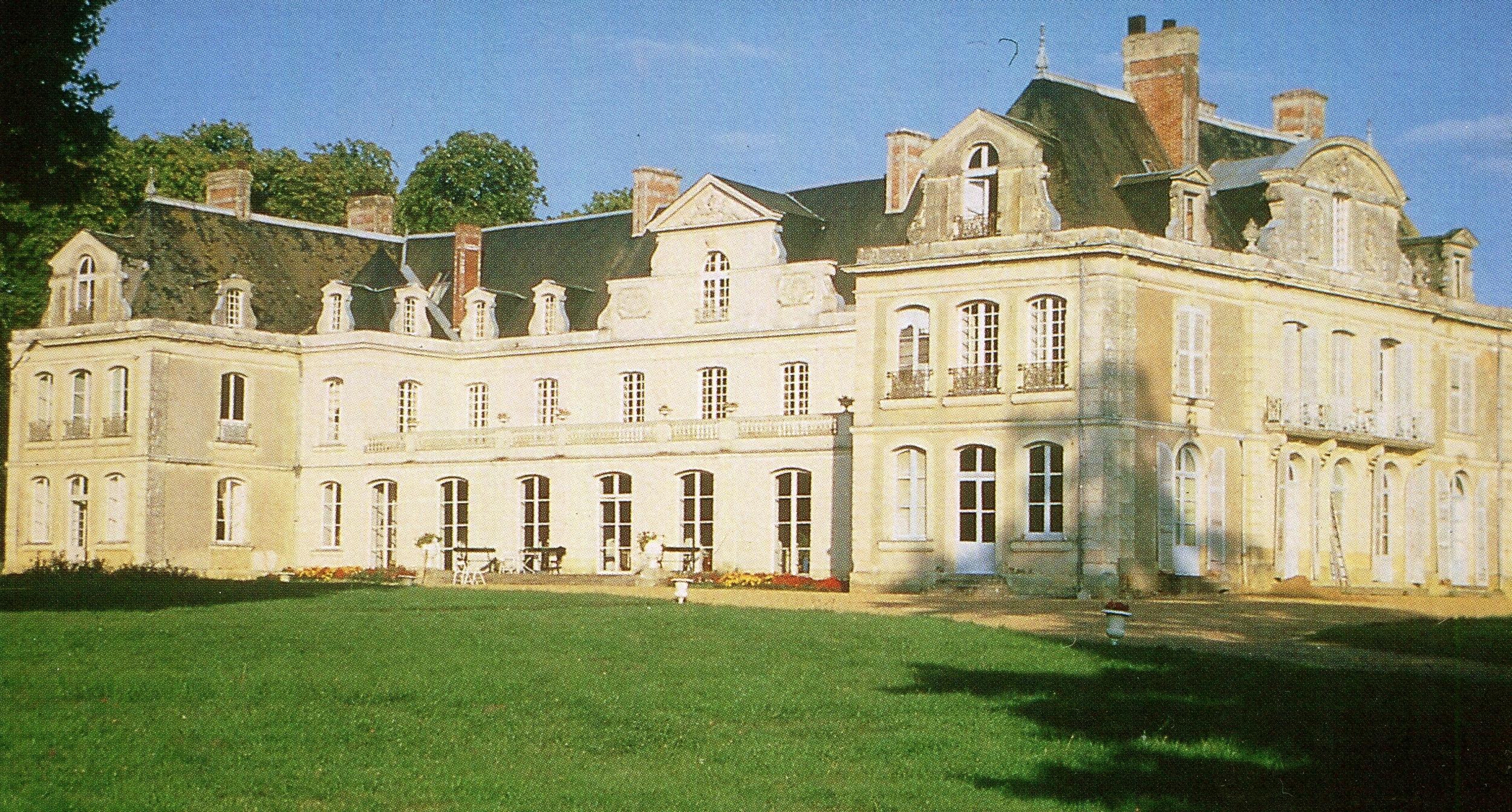 Briottieres Castle, France