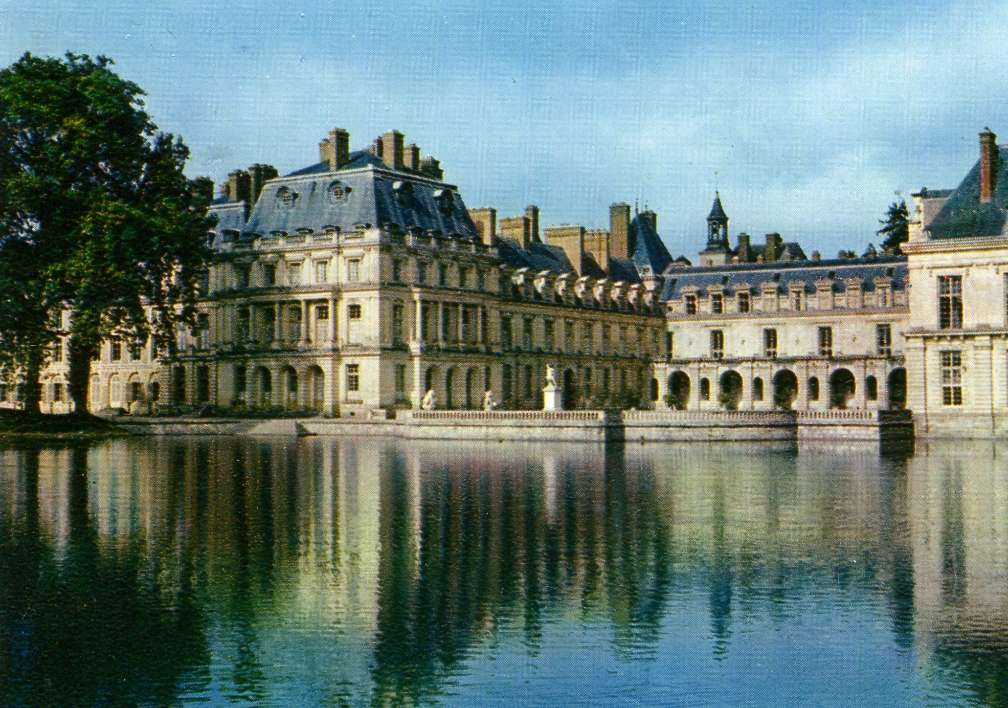 Fontainebleau Palace, France