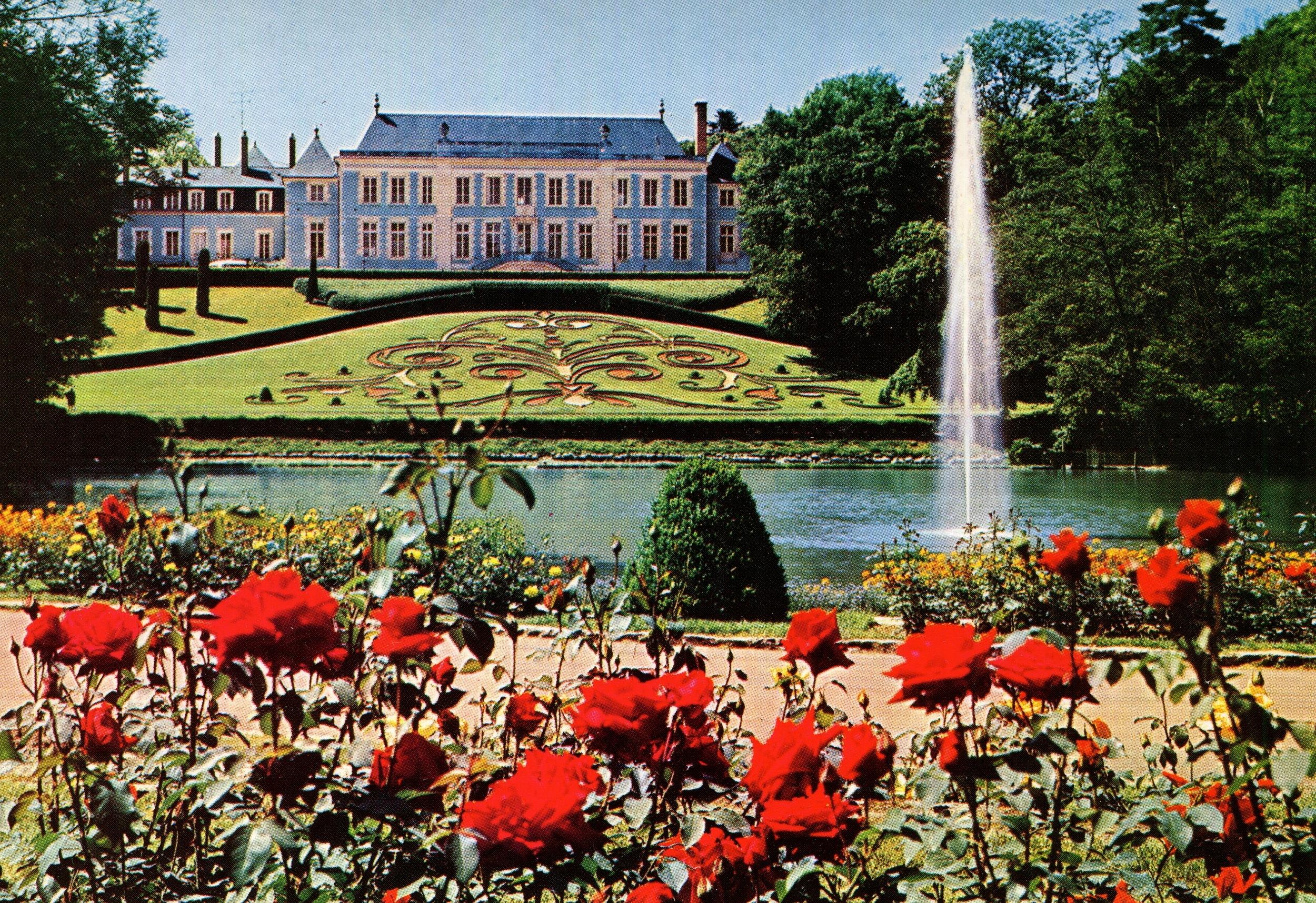 Orléans Castle, France