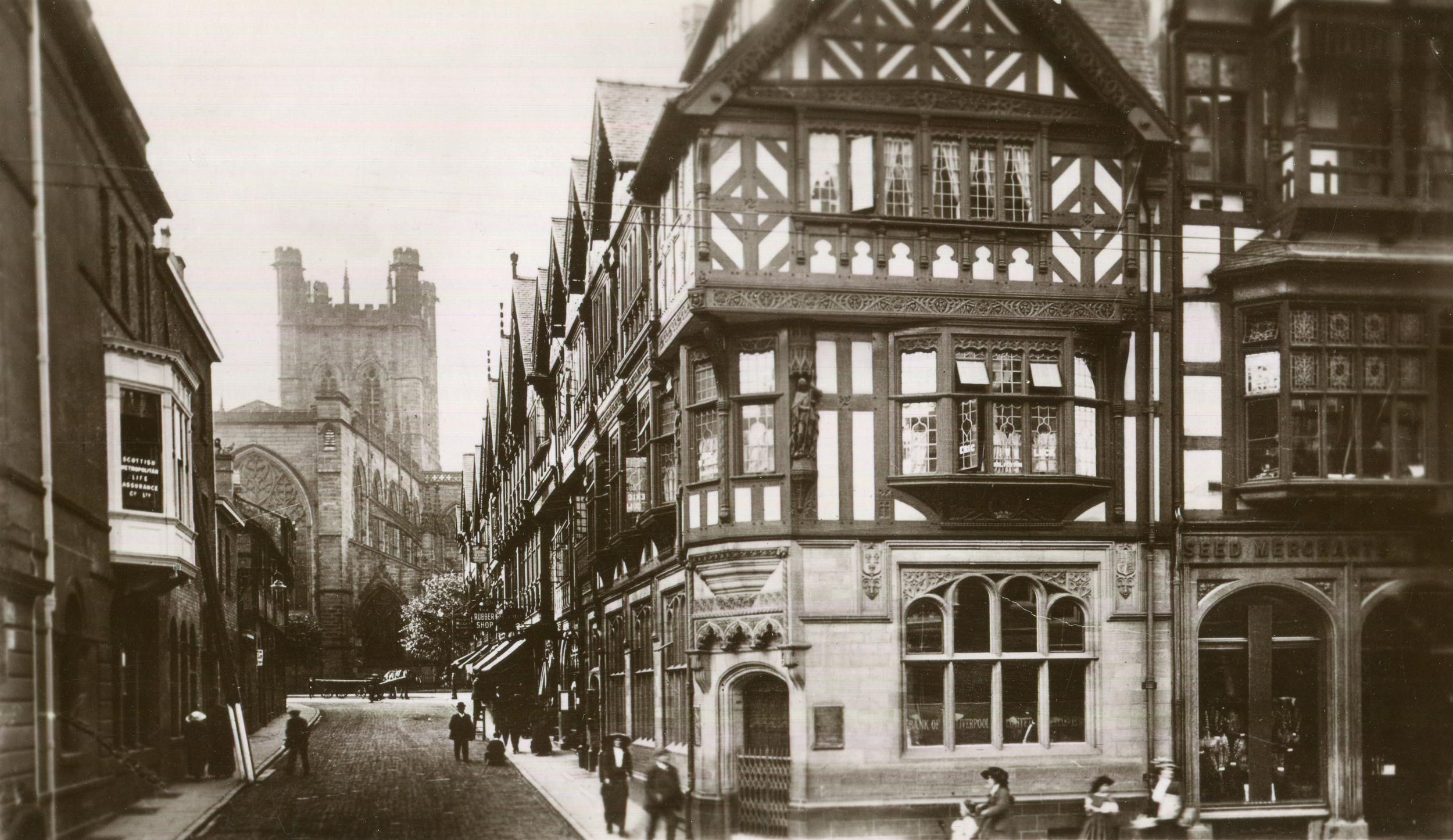 St Werburgh's, Chester