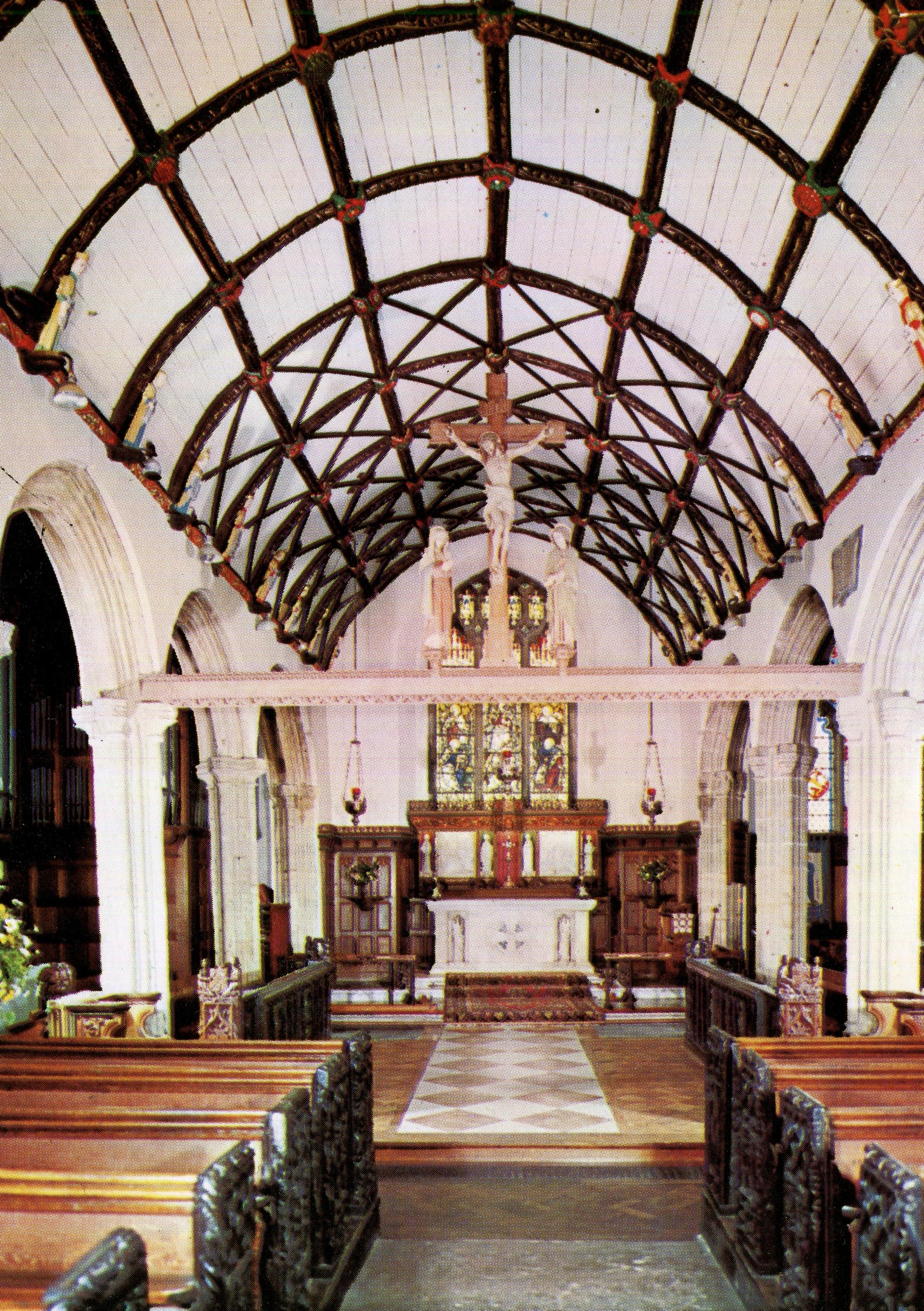 St Ives Parish Church