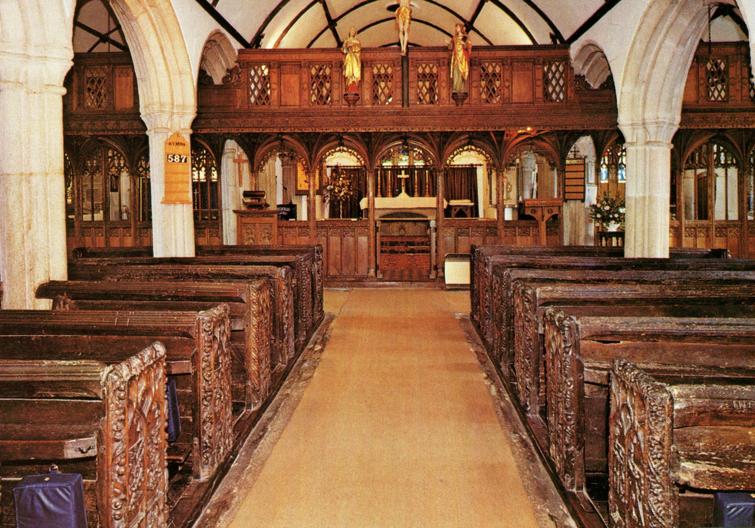 Mullion Parish Church