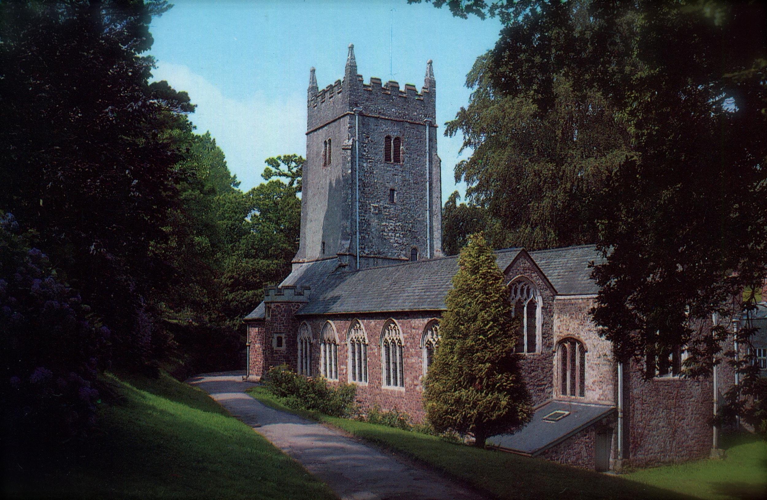 Cockington Parish Church