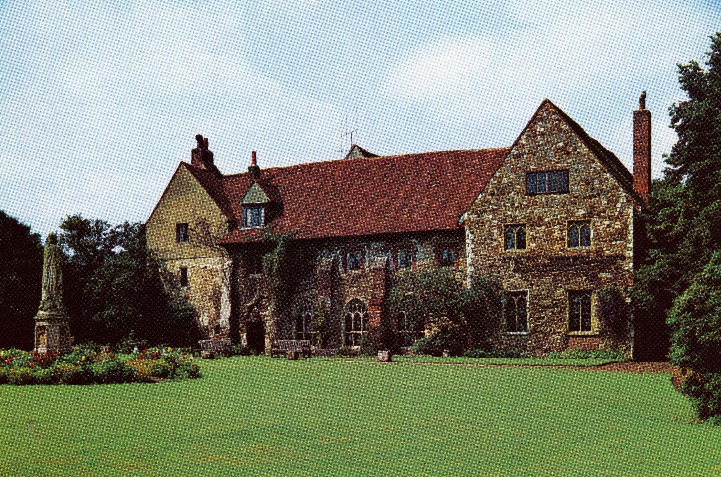 Maldon Beeleigh Abbey