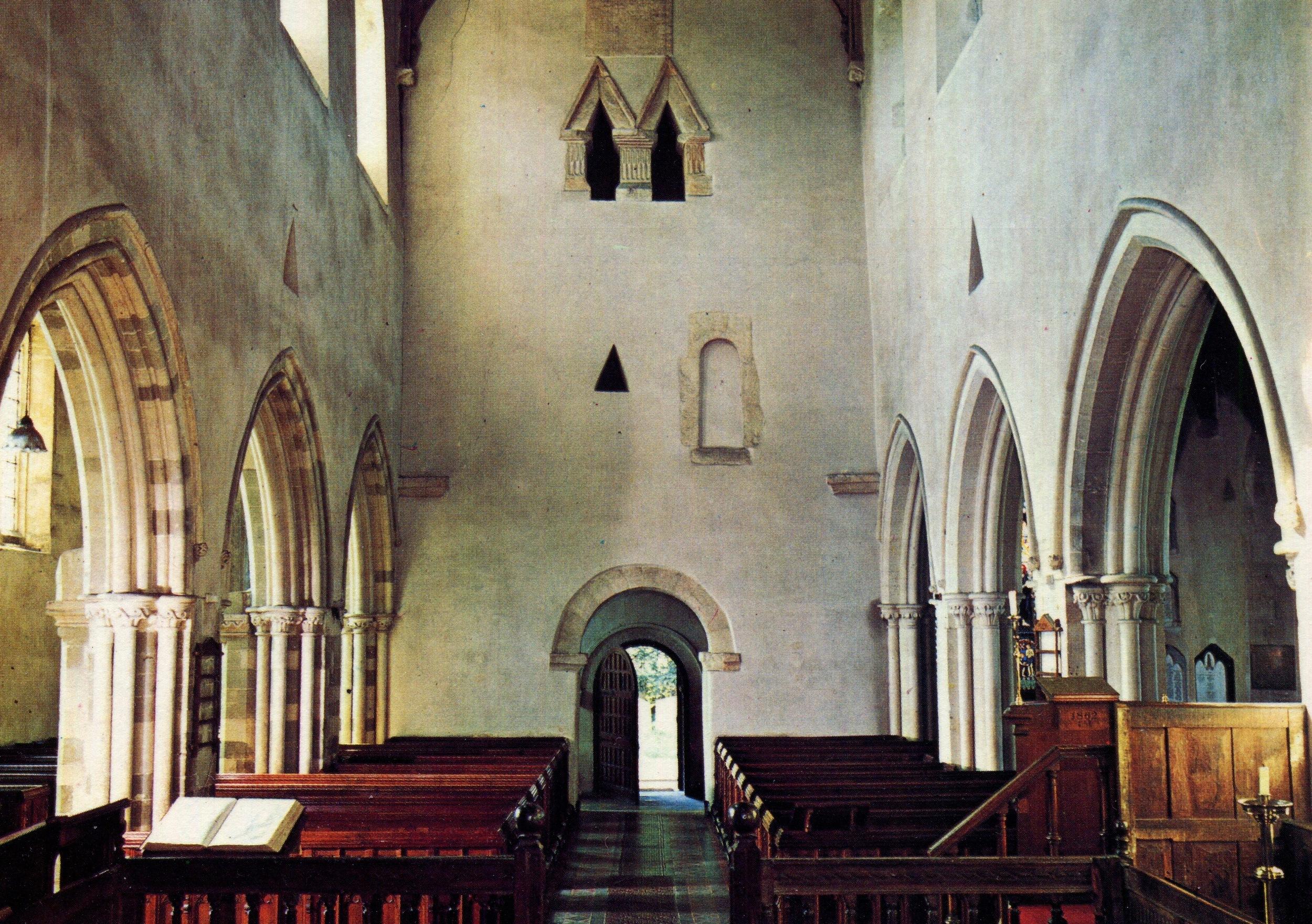Deerhurst Church
