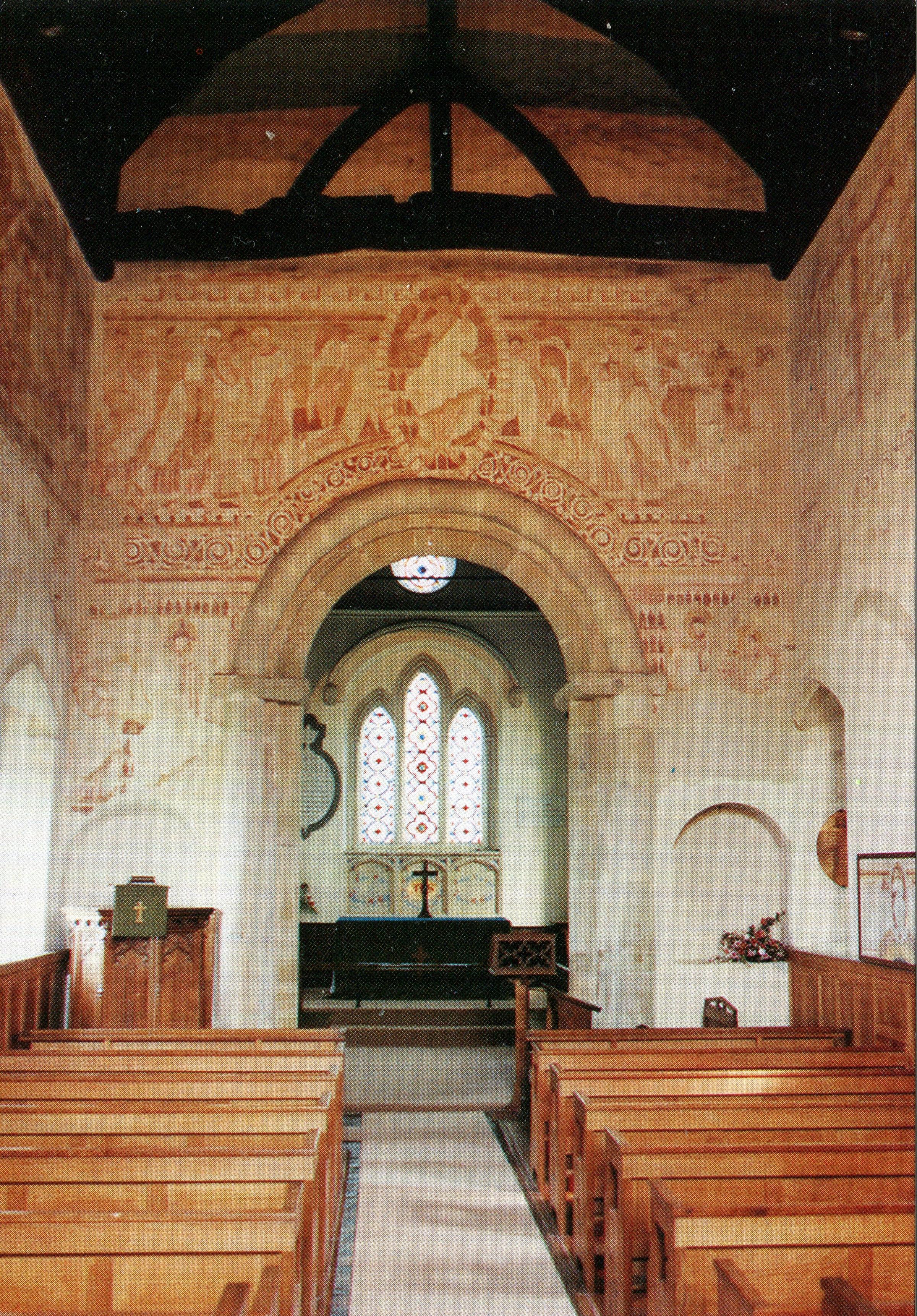 St John Baptist, Clayton