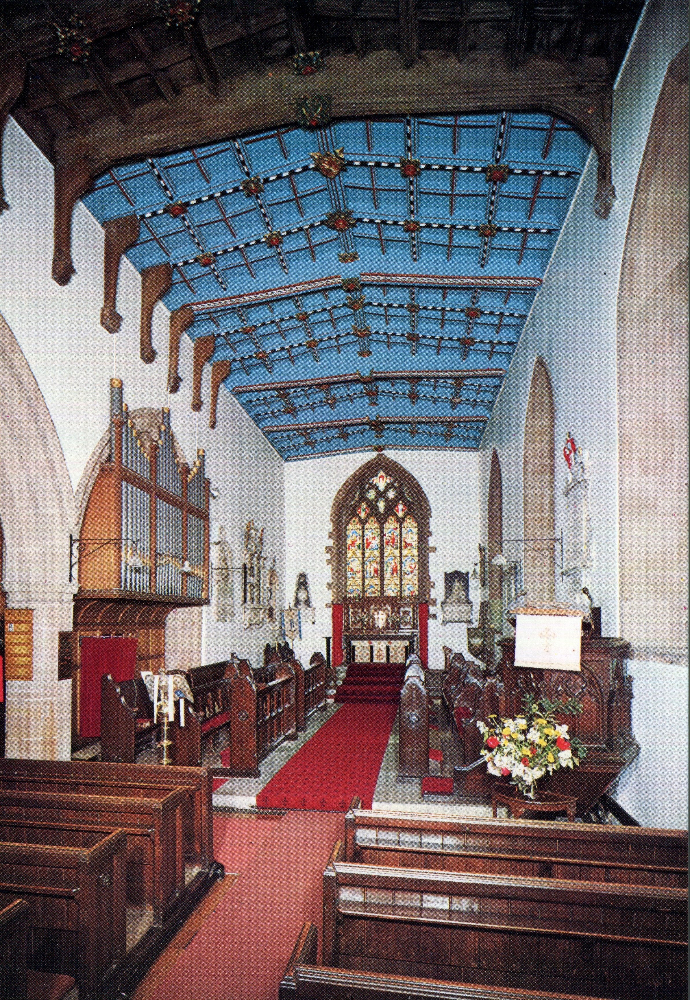 St Peter's in Ruthin