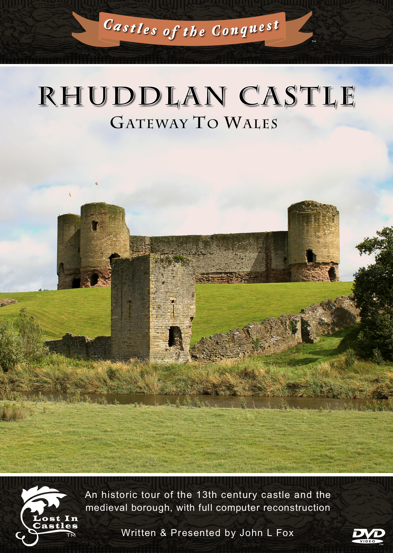 Rhuddlan Castle DVD Cover.jpg