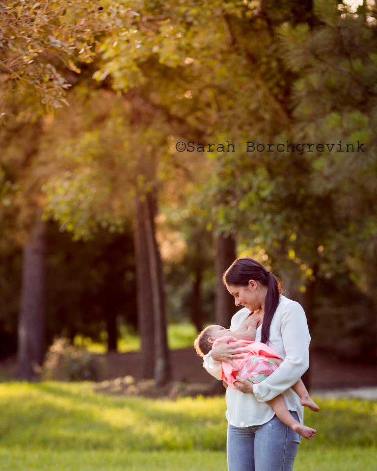 breastfeeding photographer in houston, texas