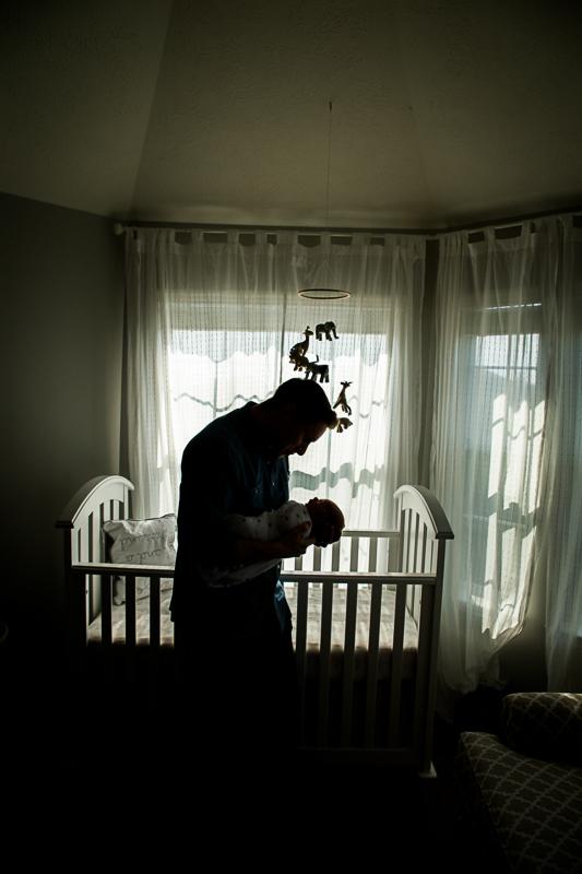 cypress, texas newborn photography session